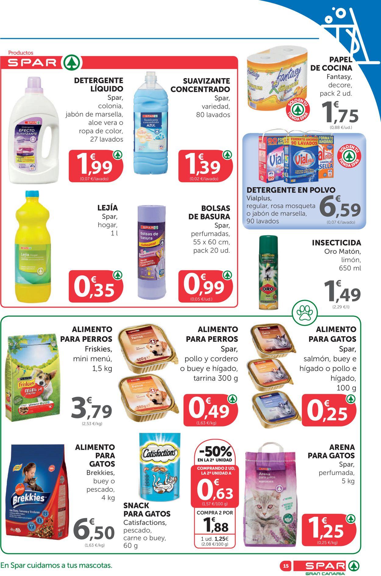 SPAR Folleto - 21.08-09.09.2020 (Página 15)