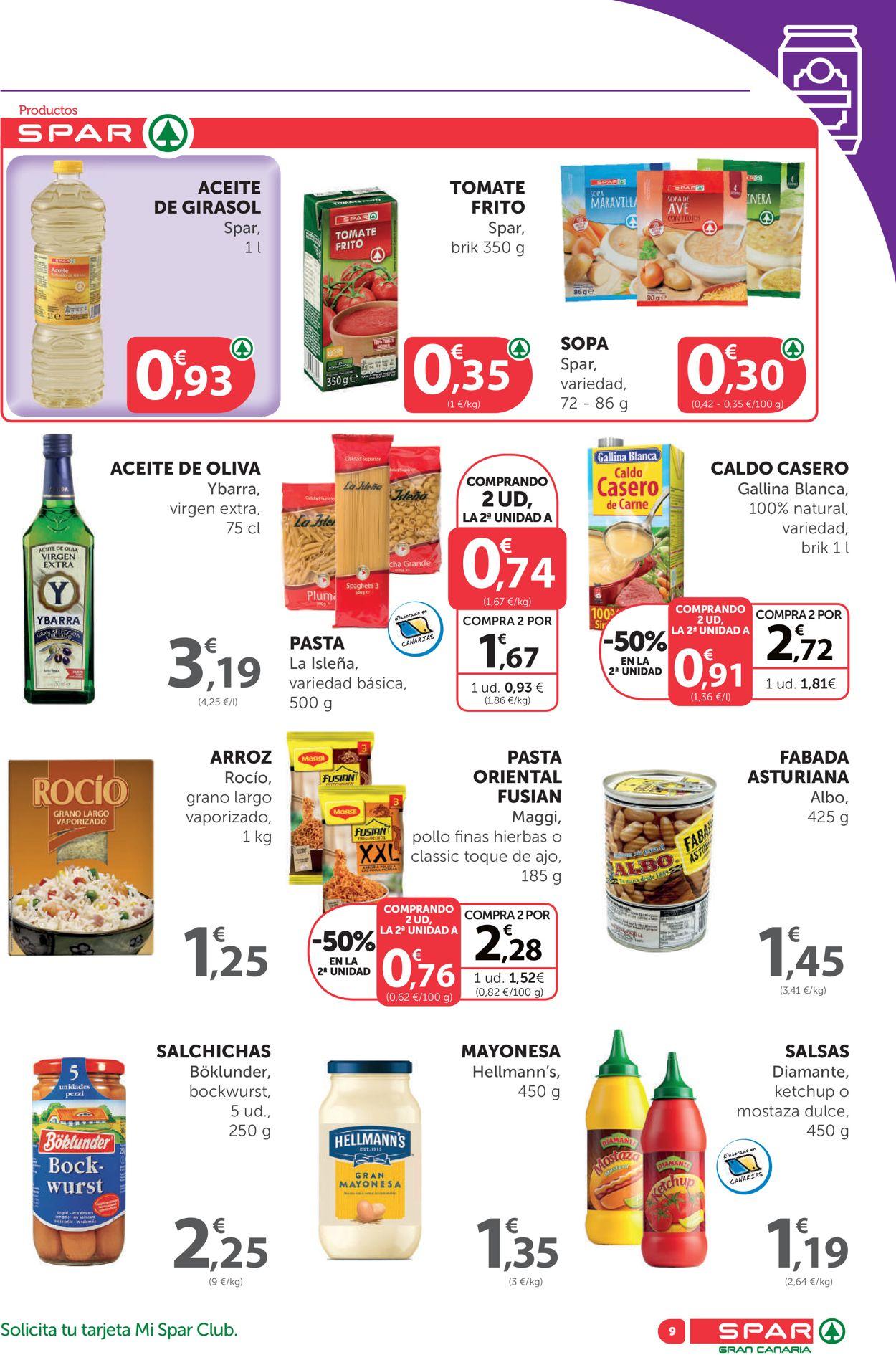SPAR Folleto - 10.09-24.09.2020 (Página 9)