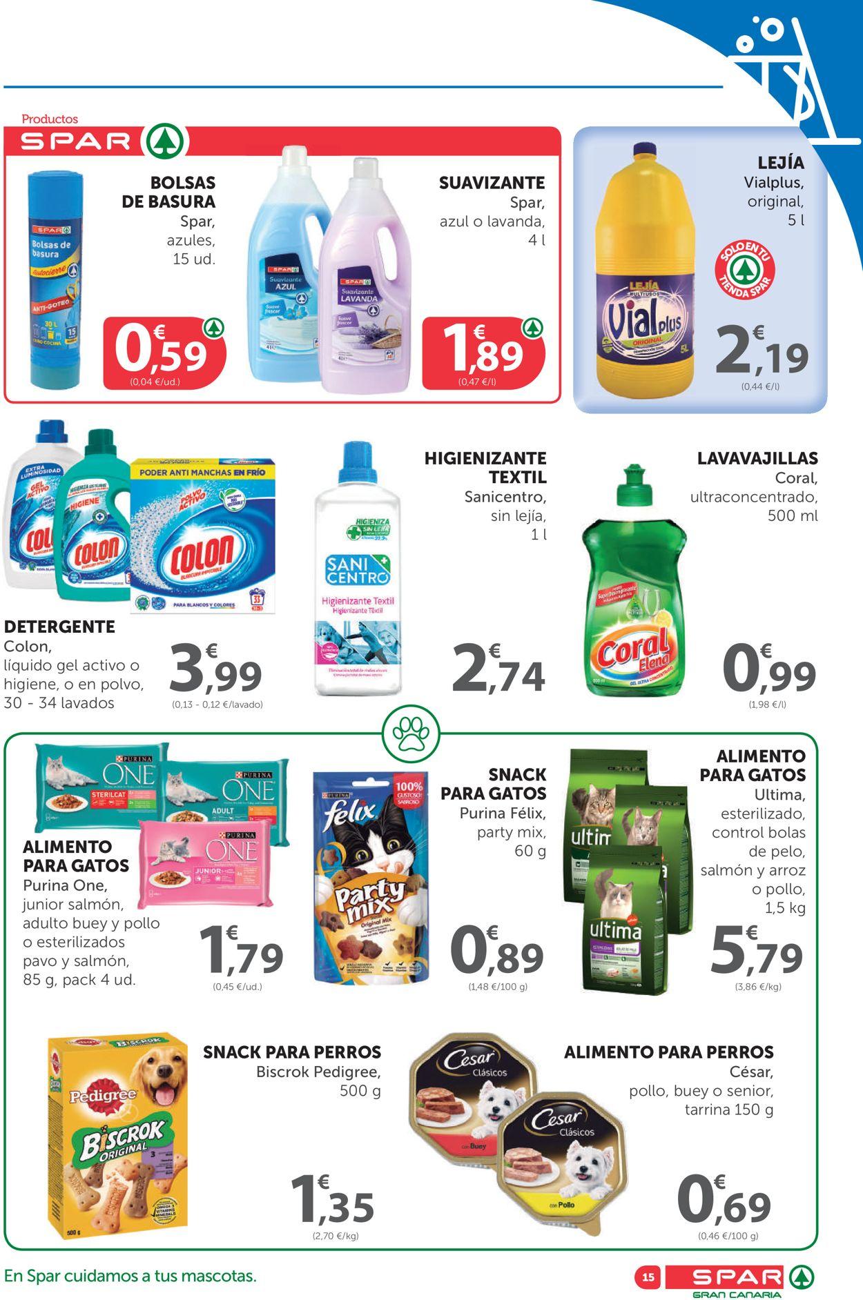 SPAR Folleto - 25.09-08.10.2020 (Página 15)