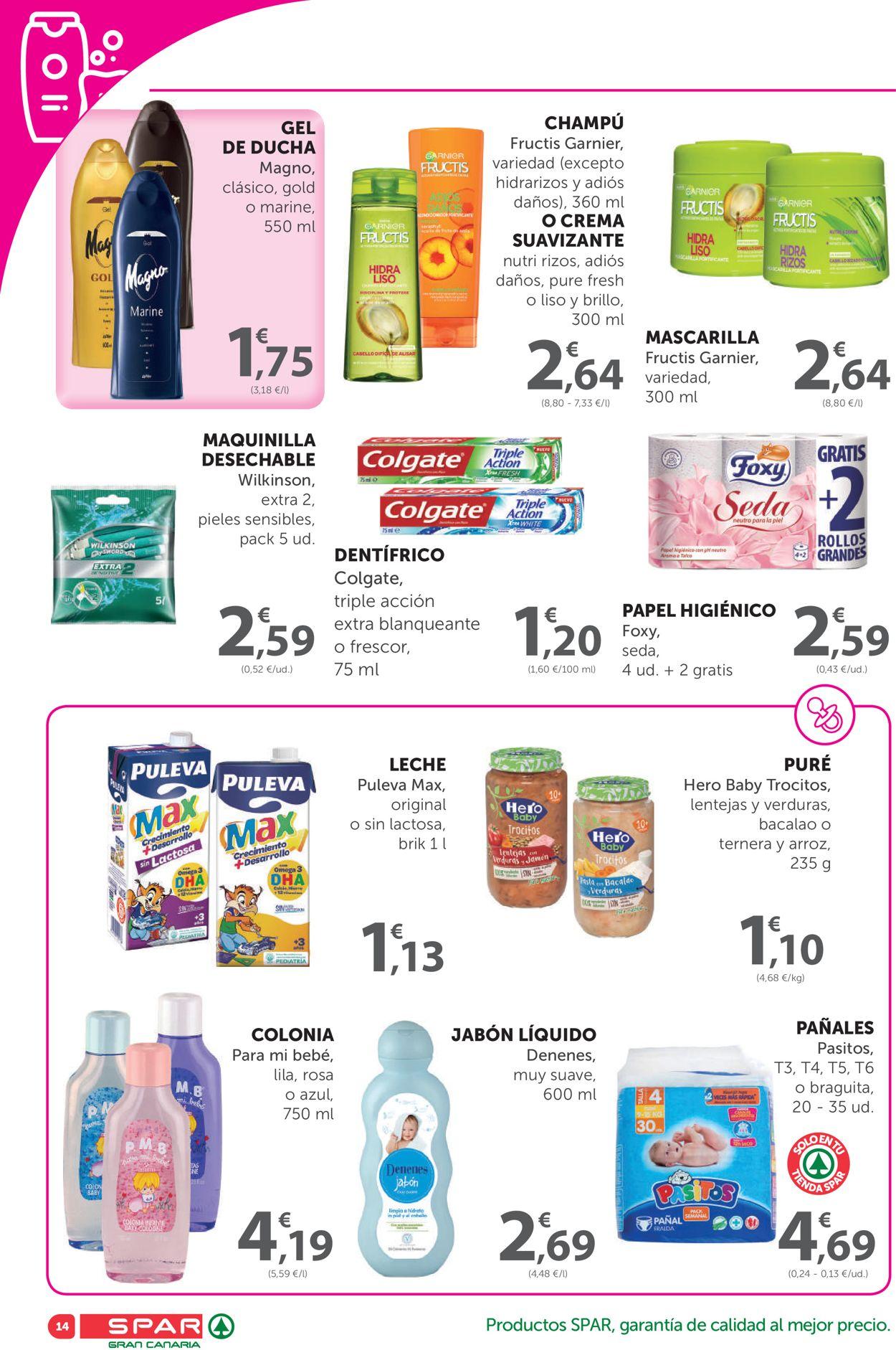 SPAR Folleto - 13.11-30.11.2020 (Página 14)