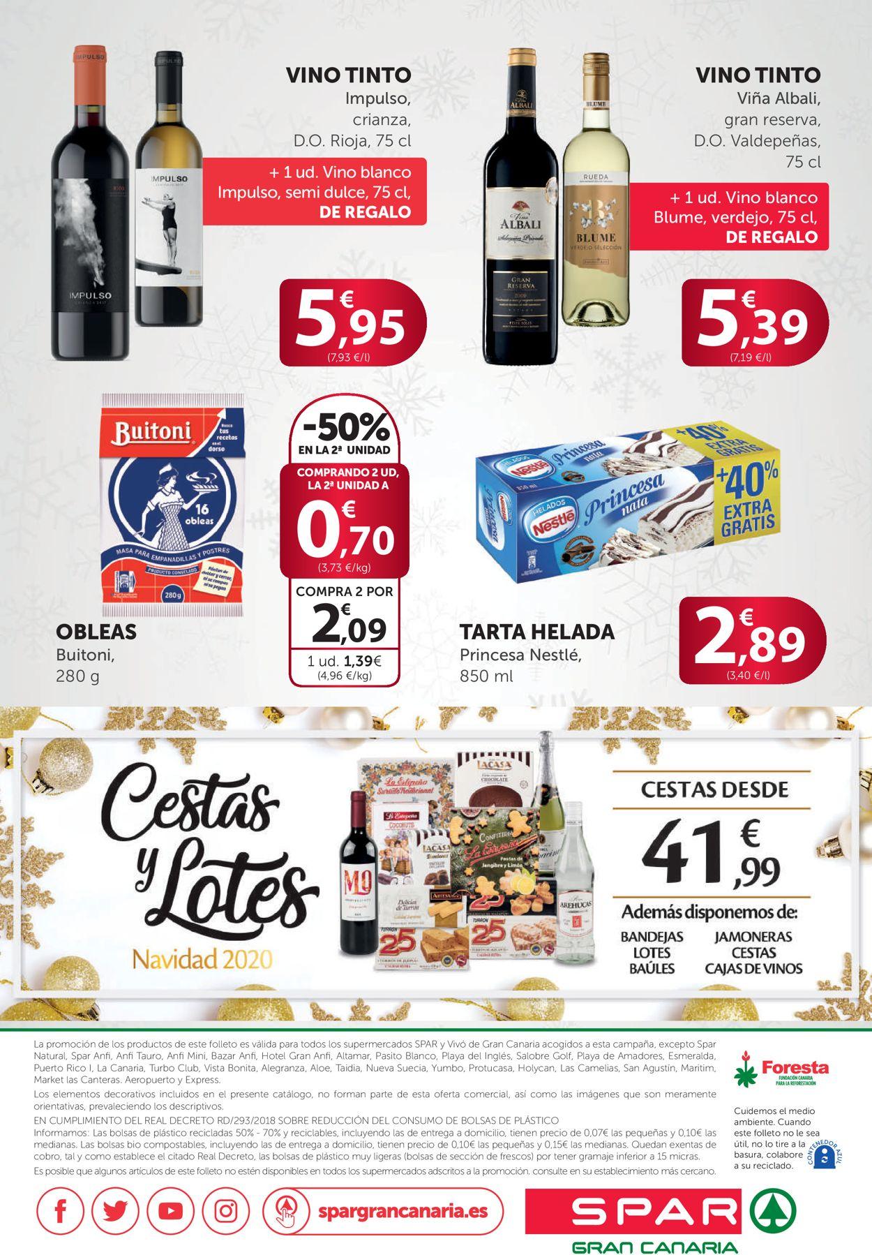 SPAR Navidad 2020 Folleto - 01.12-17.12.2020 (Página 16)