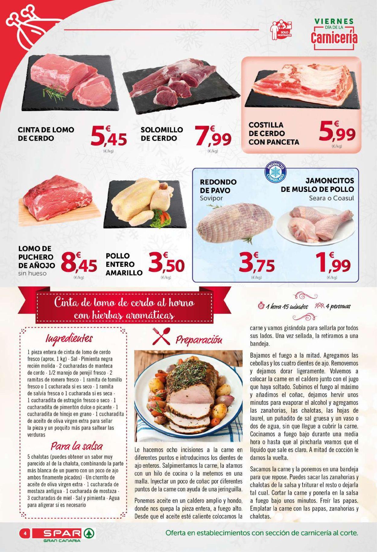SPAR Folleto - 29.12-07.01.2021 (Página 4)