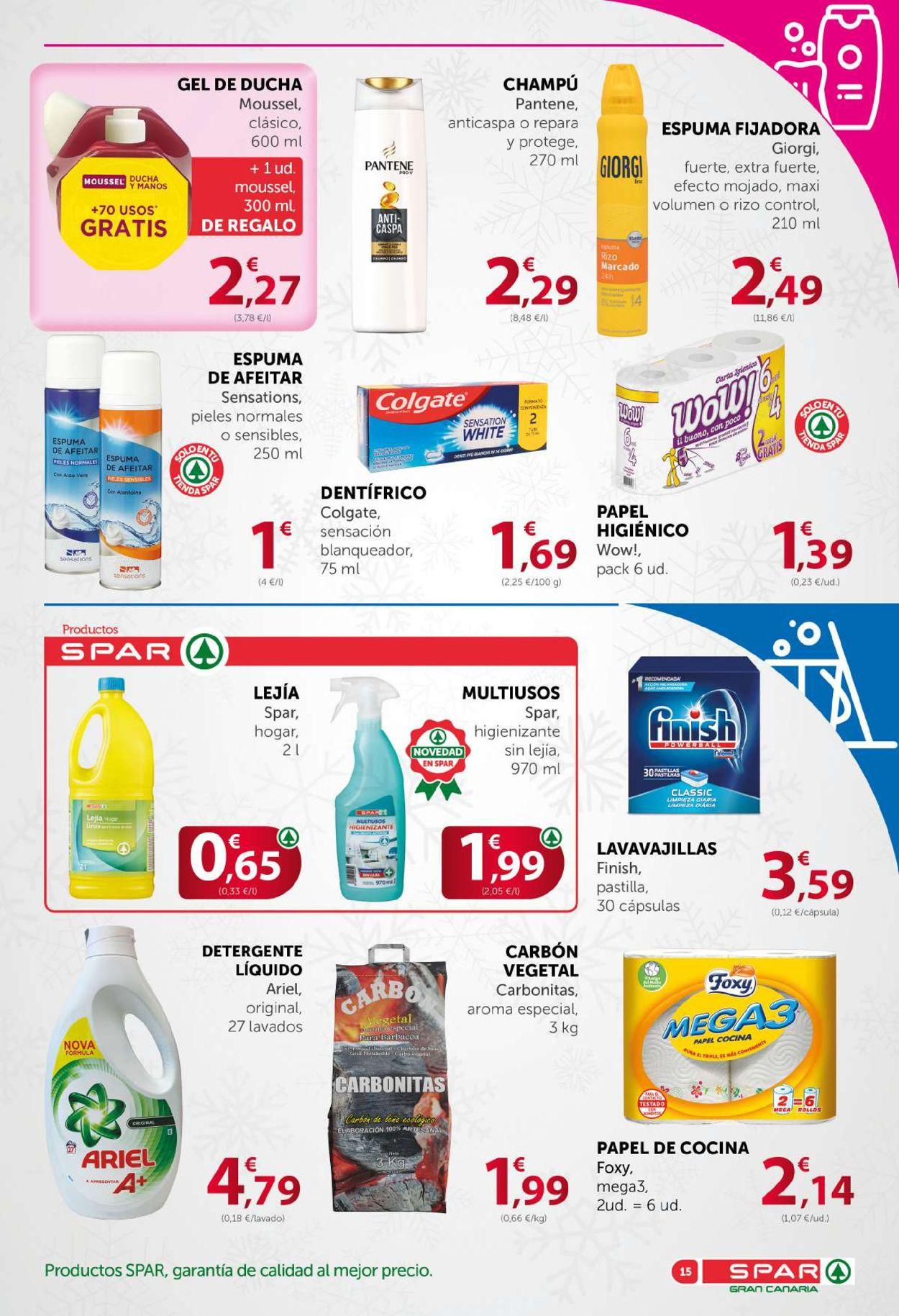 SPAR Folleto - 29.12-07.01.2021 (Página 15)