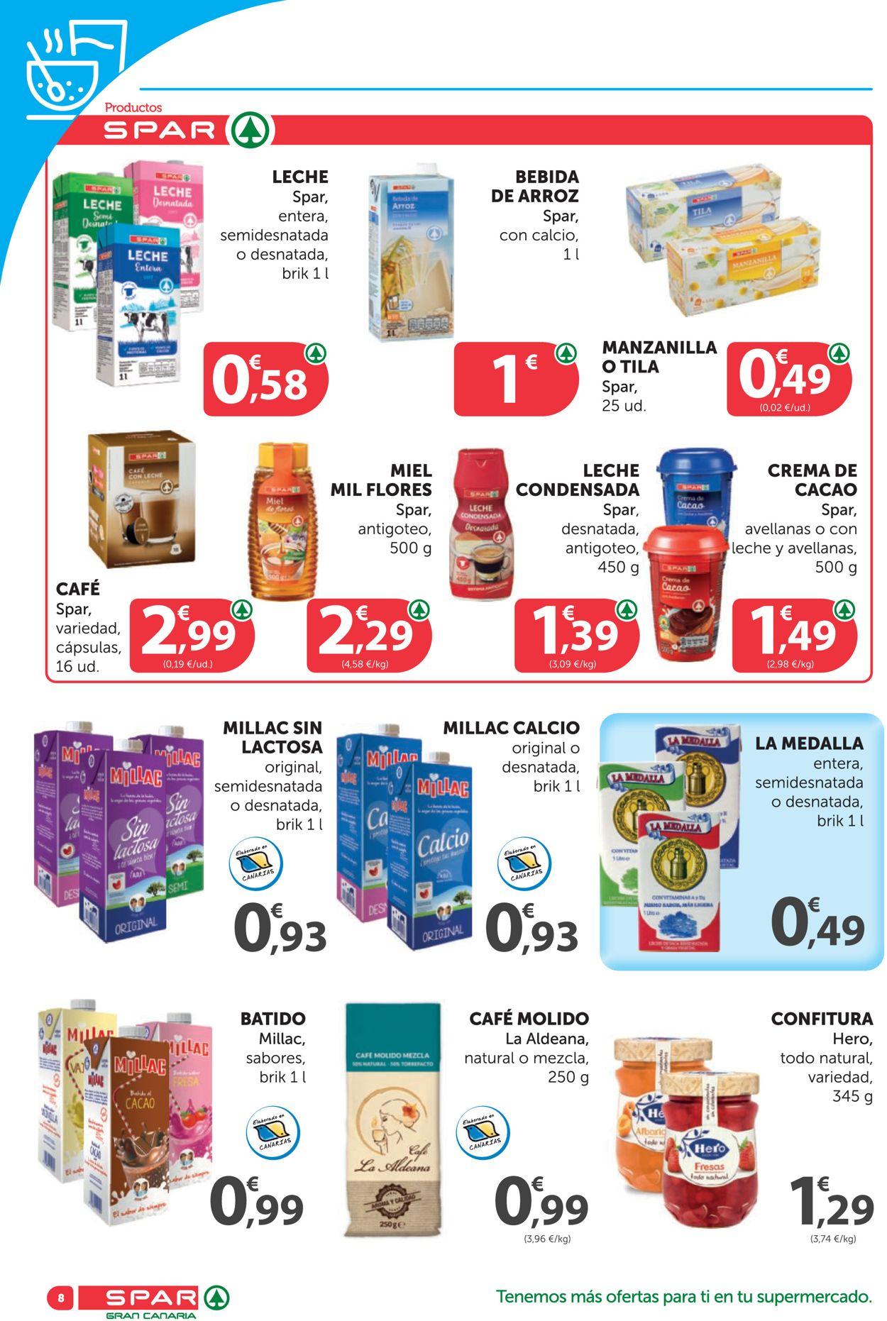 SPAR Folleto - 08.01-21.01.2021 (Página 8)