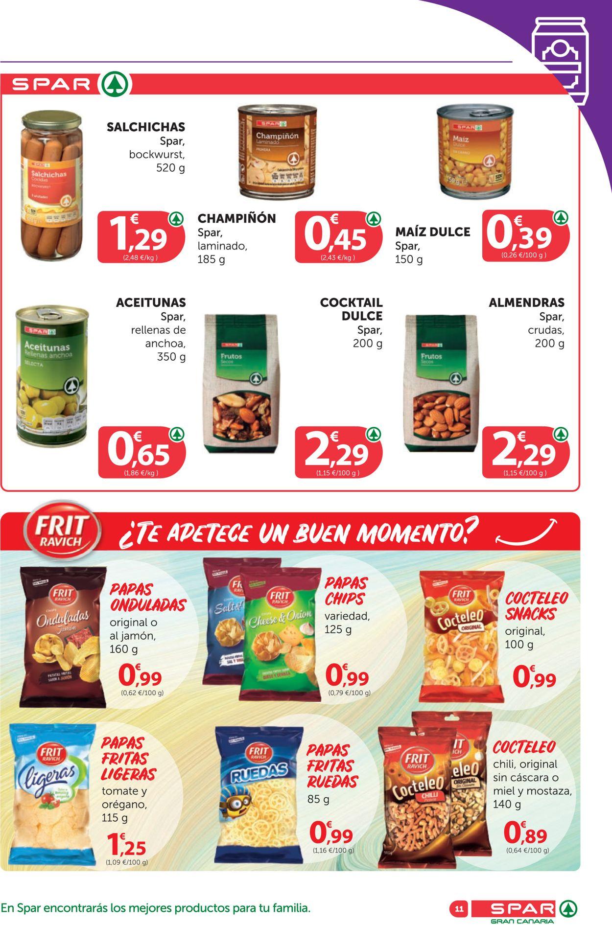 SPAR Folleto - 08.01-21.01.2021 (Página 11)
