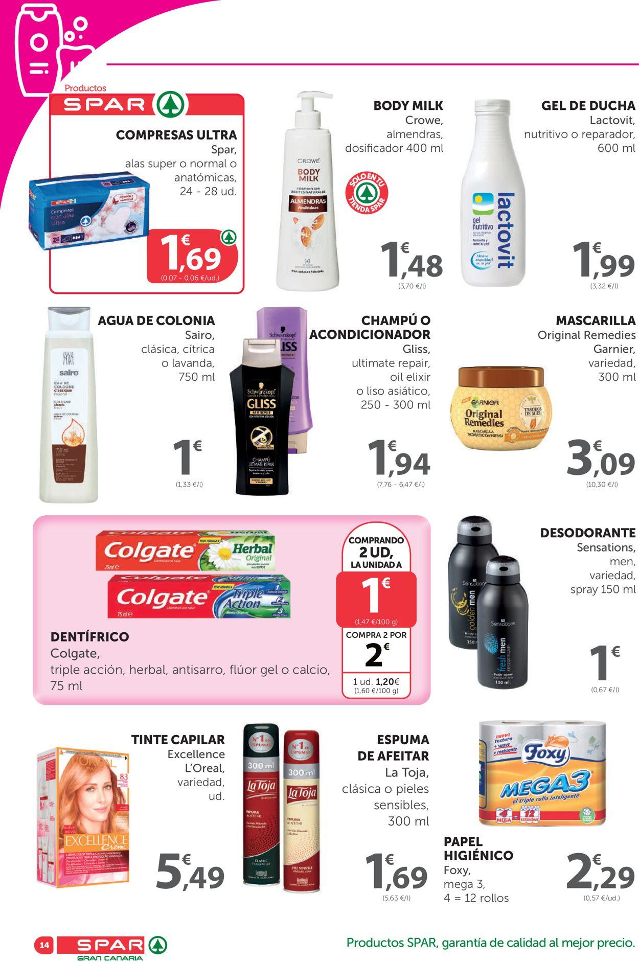 SPAR Folleto - 22.01-04.02.2021 (Página 14)