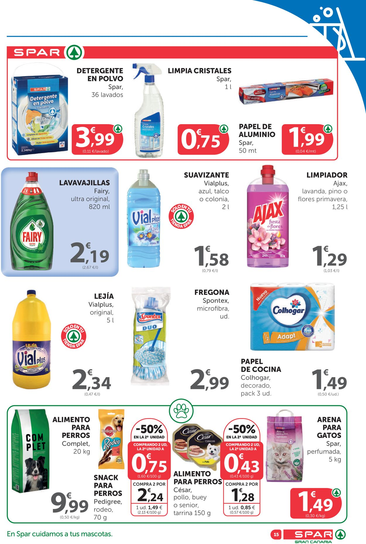 SPAR Folleto - 22.01-04.02.2021 (Página 15)