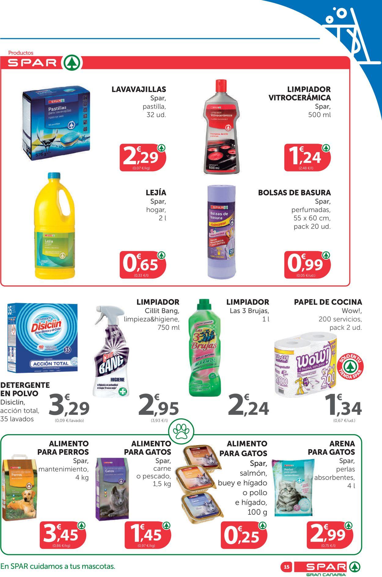 SPAR Folleto - 12.03-25.03.2021 (Página 15)