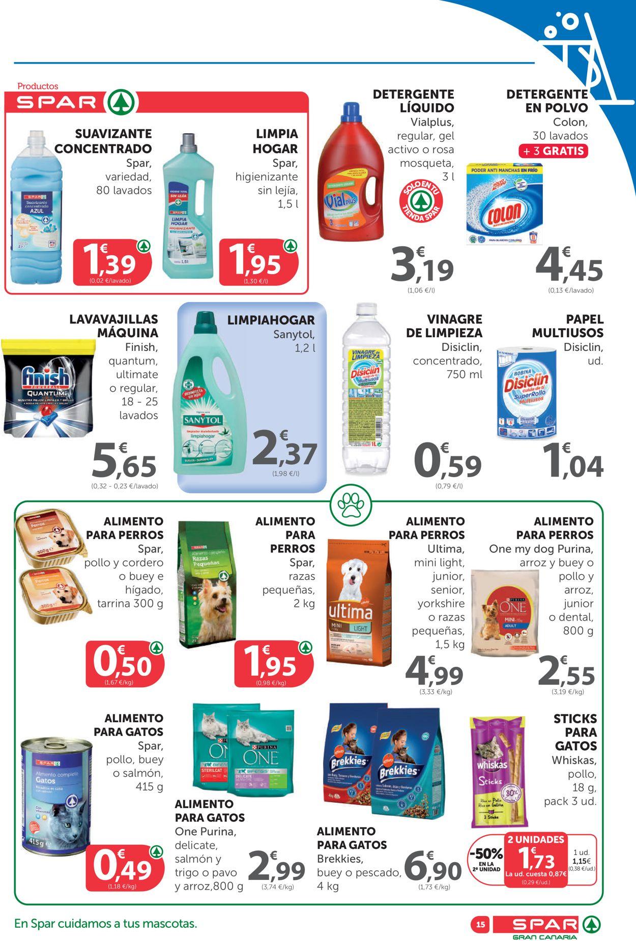 SPAR Folleto - 26.03-08.04.2021 (Página 15)