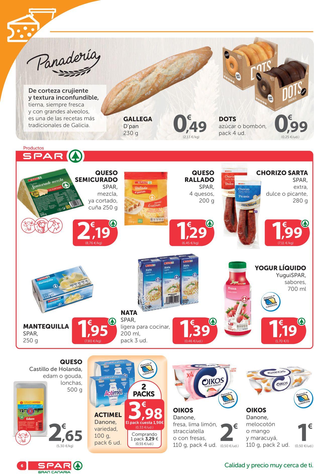 SPAR Folleto - 23.04-06.05.2021 (Página 6)