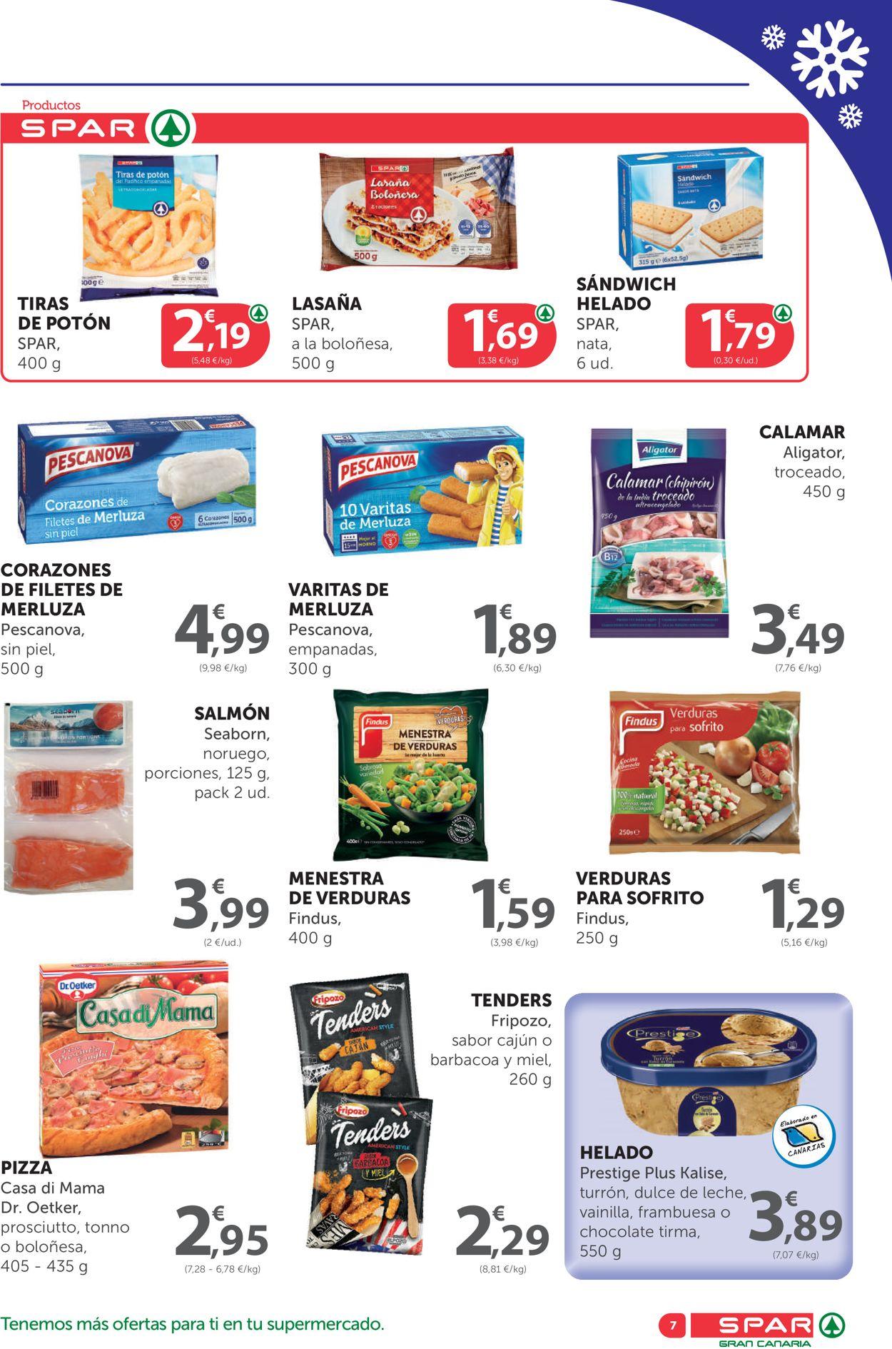 SPAR Folleto - 23.04-06.05.2021 (Página 7)