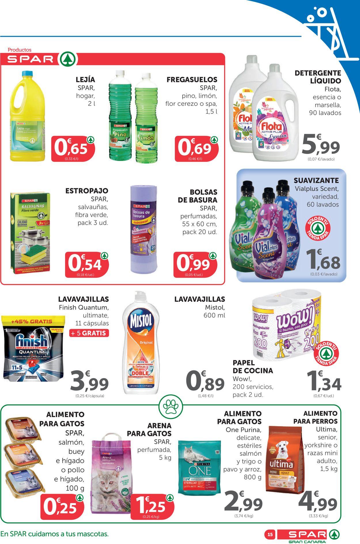 SPAR Folleto - 07.05-20.05.2021 (Página 15)