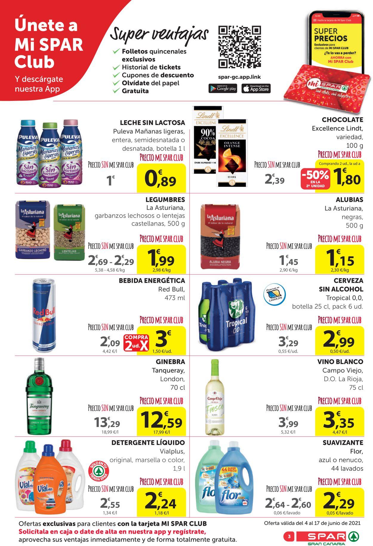 SPAR Folleto - 04.06-17.06.2021 (Página 3)