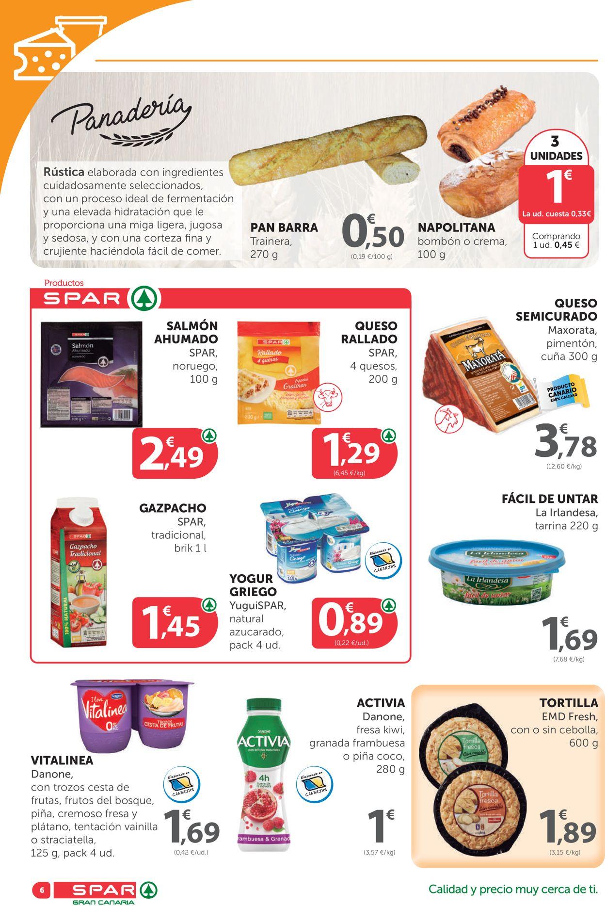 SPAR Folleto - 04.06-17.06.2021 (Página 6)
