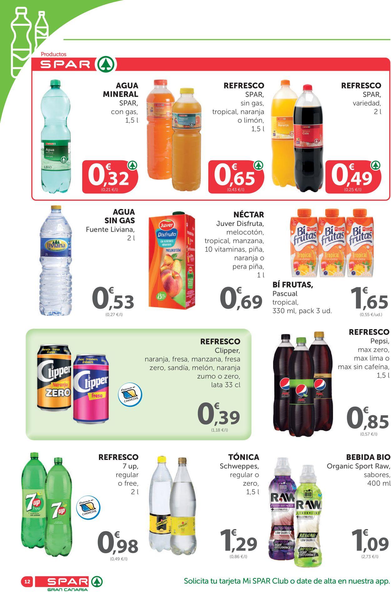 SPAR Folleto - 04.06-17.06.2021 (Página 12)