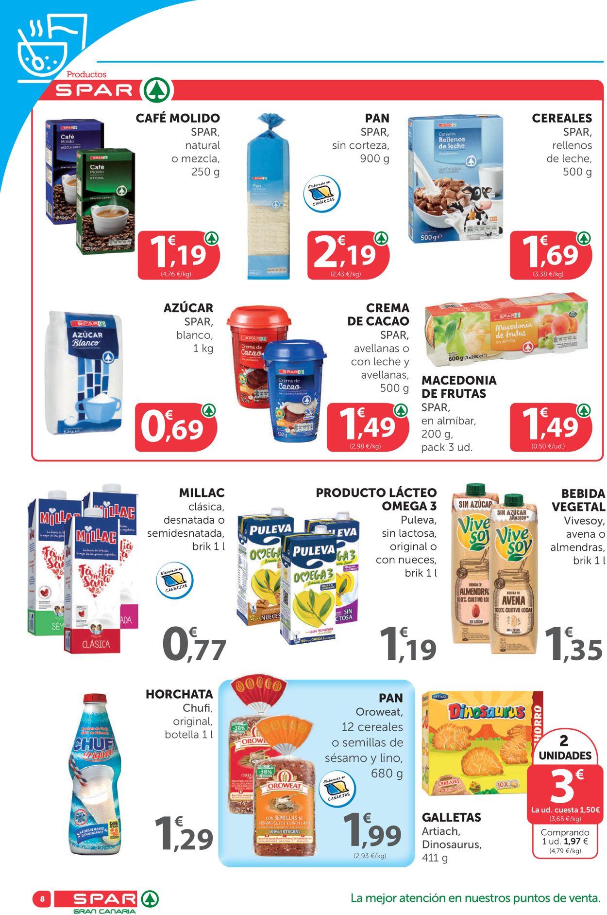 SPAR Folleto - 18.06-01.07.2021 (Página 8)