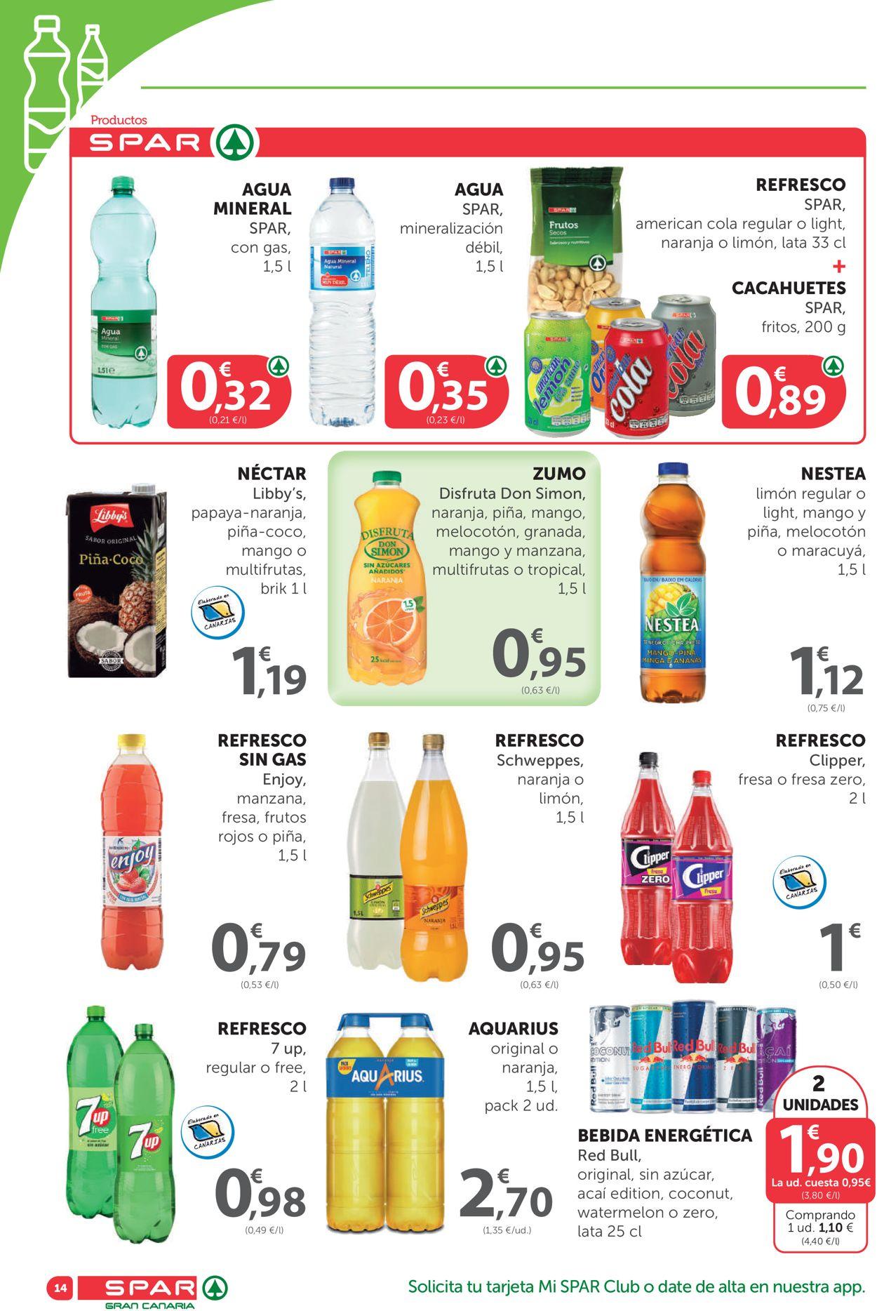 SPAR Folleto - 02.07-15.07.2021 (Página 14)