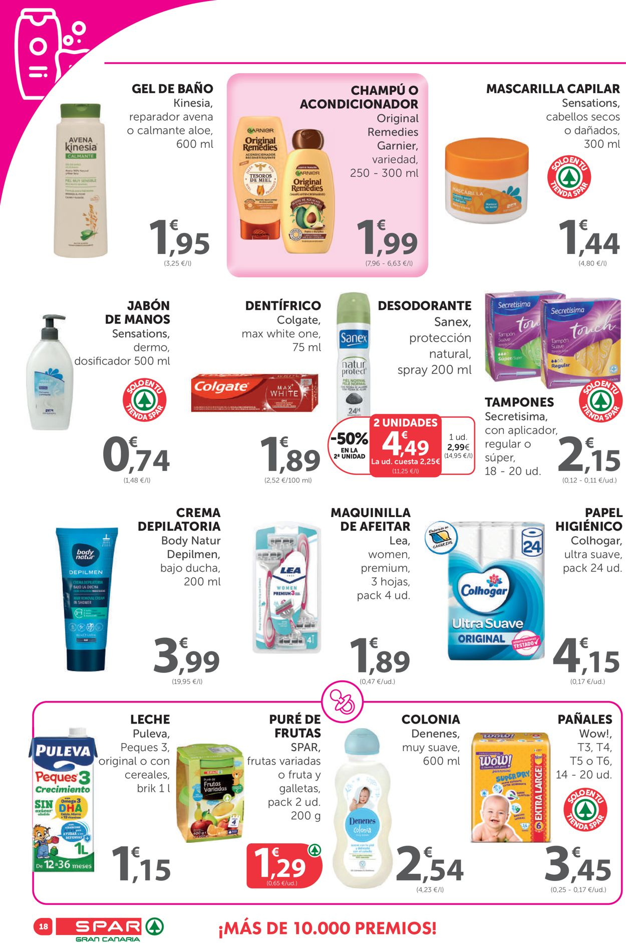 SPAR Folleto - 16.07-29.07.2021 (Página 18)