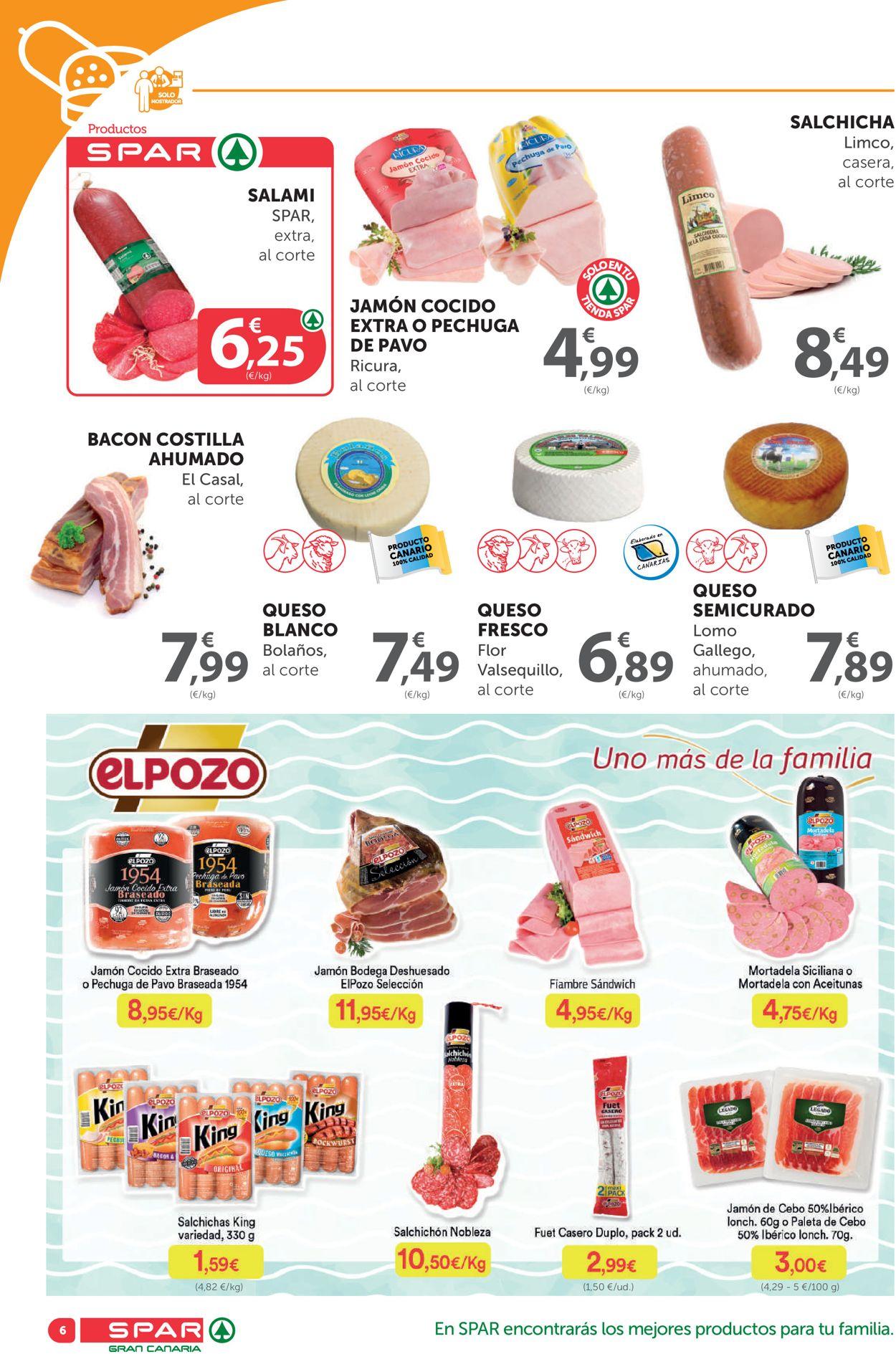 SPAR Folleto - 30.07-12.08.2021 (Página 6)