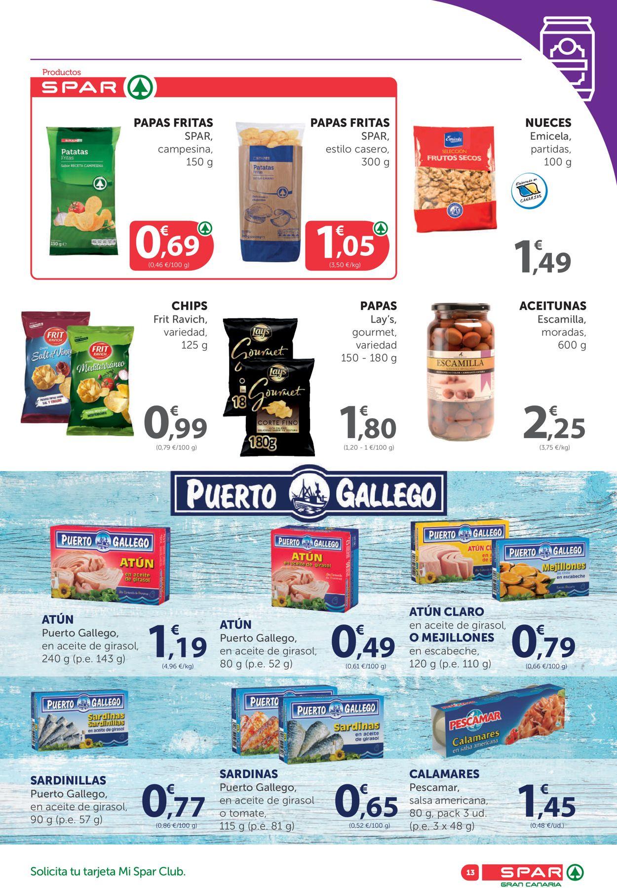 SPAR Folleto - 30.07-12.08.2021 (Página 13)