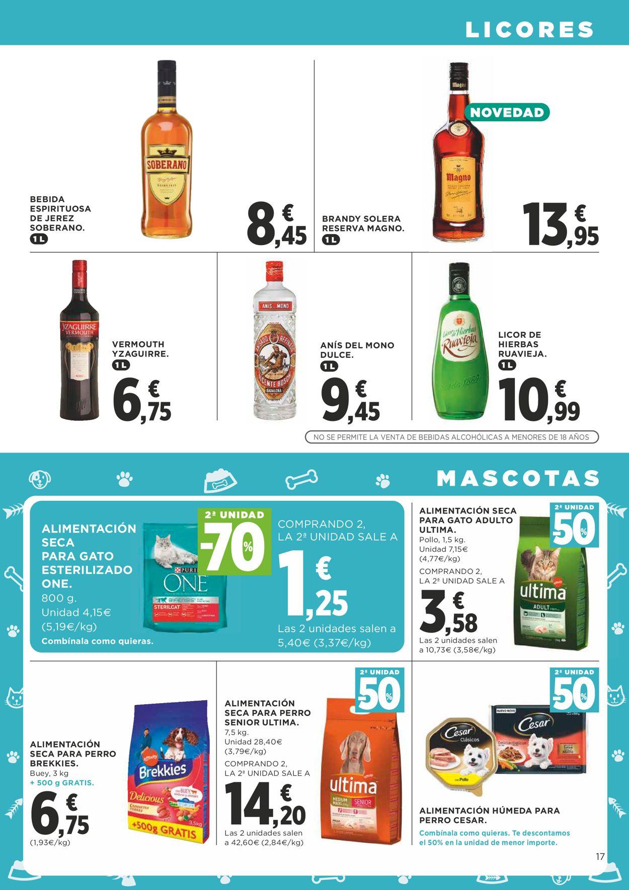 Supercor Folleto - 21.05-03.06.2020 (Página 17)
