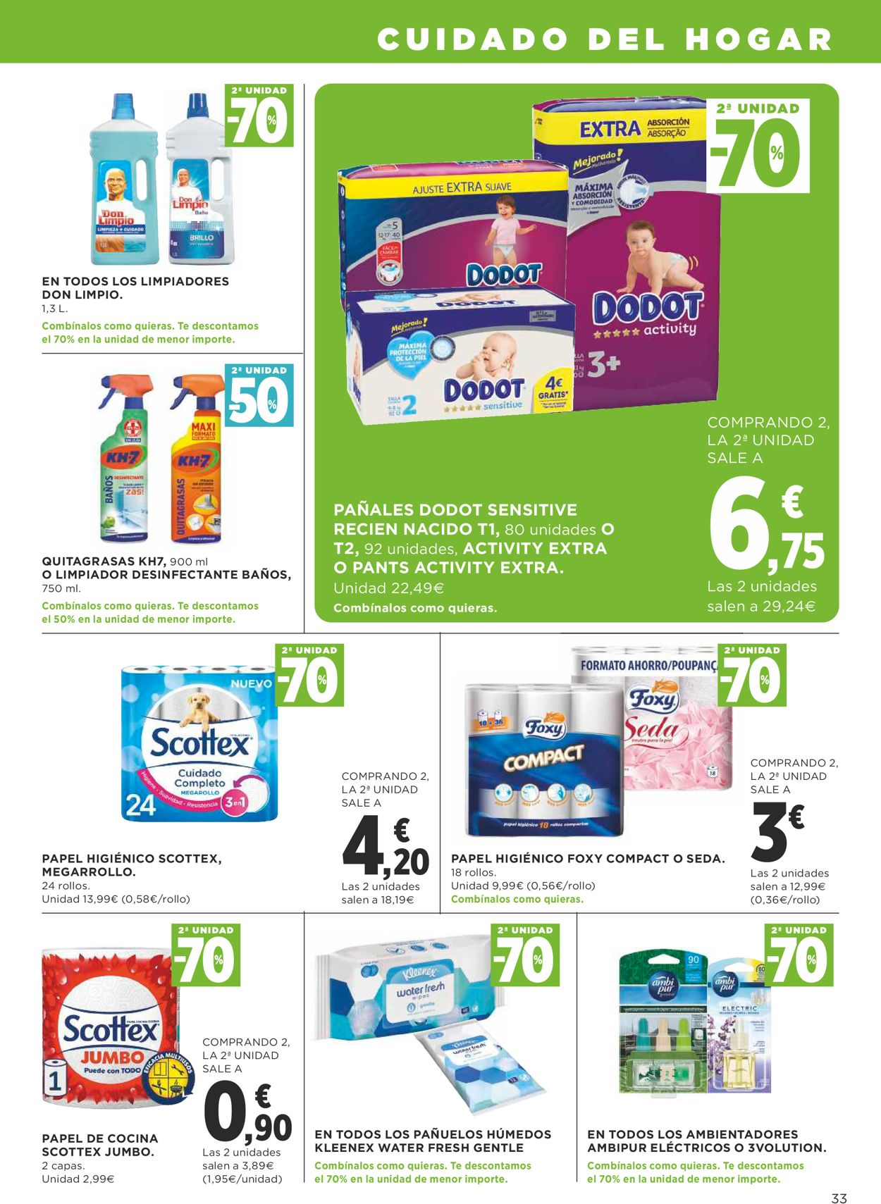 Supercor Folleto - 04.06-04.06.2020 (Página 33)