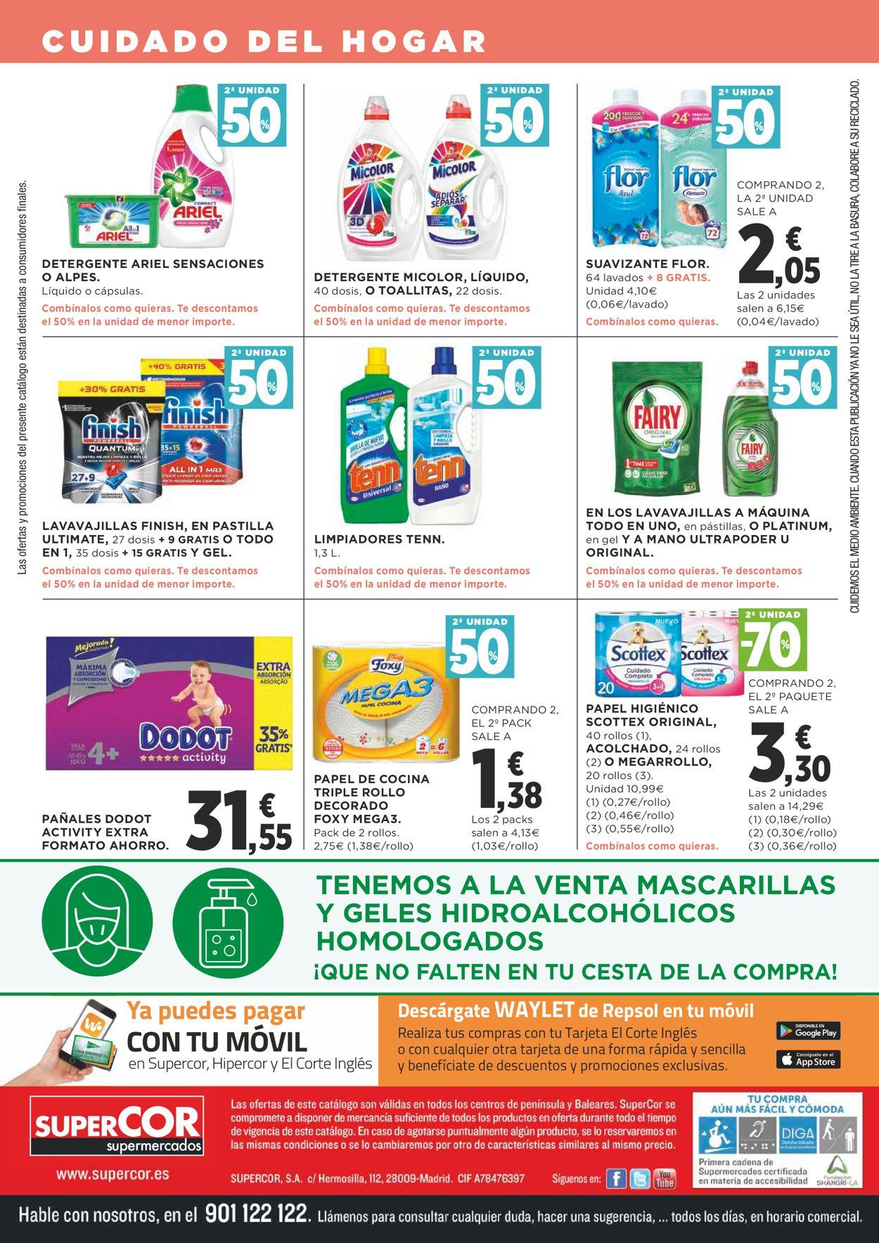 Supercor Folleto - 17.07-29.07.2020 (Página 28)
