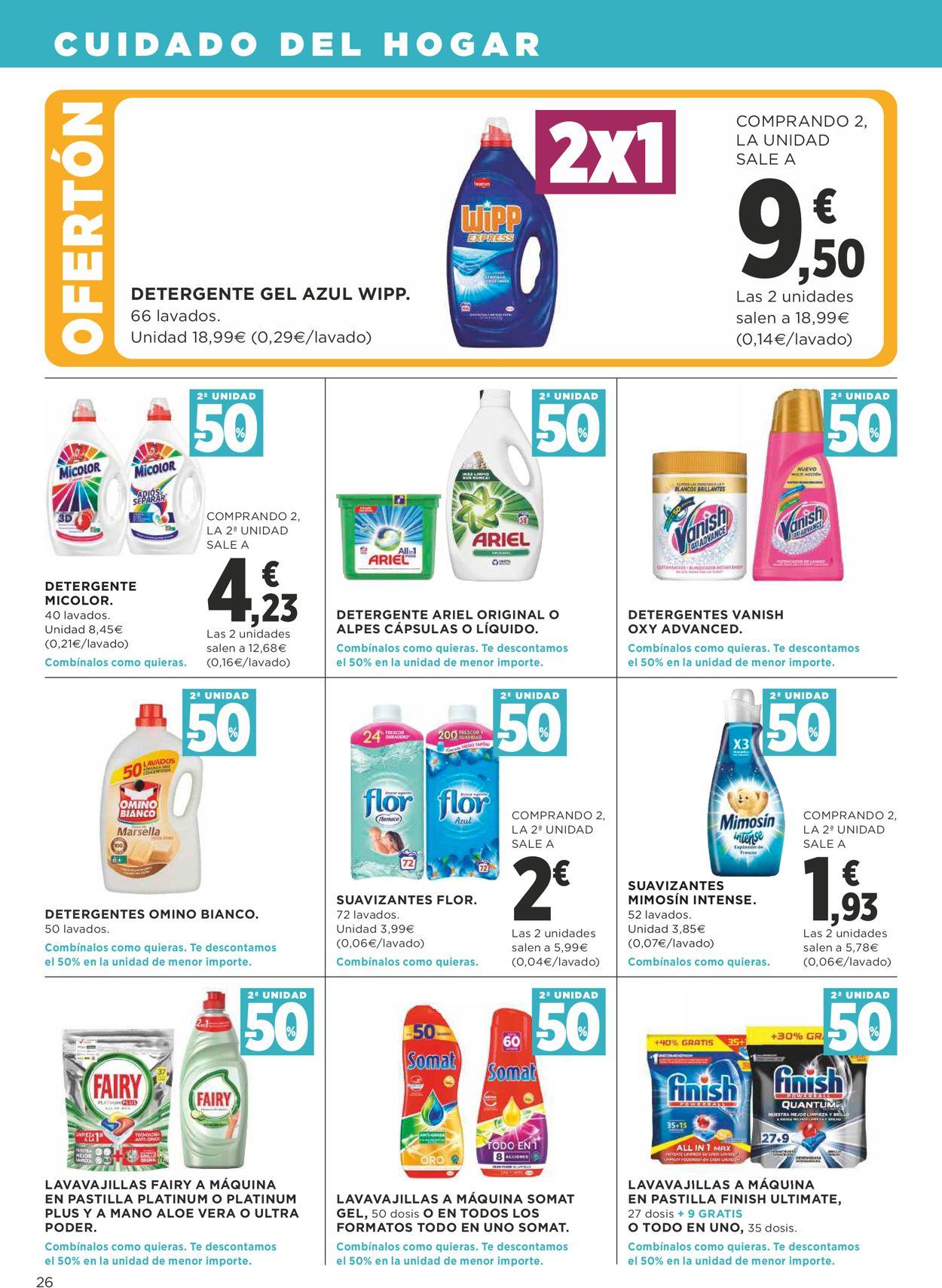 Supercor Folleto - 24.09-07.10.2020 (Página 26)