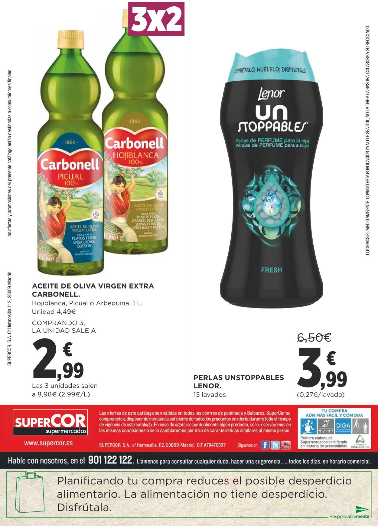 Supercor Folleto - 24.09-07.10.2020 (Página 28)
