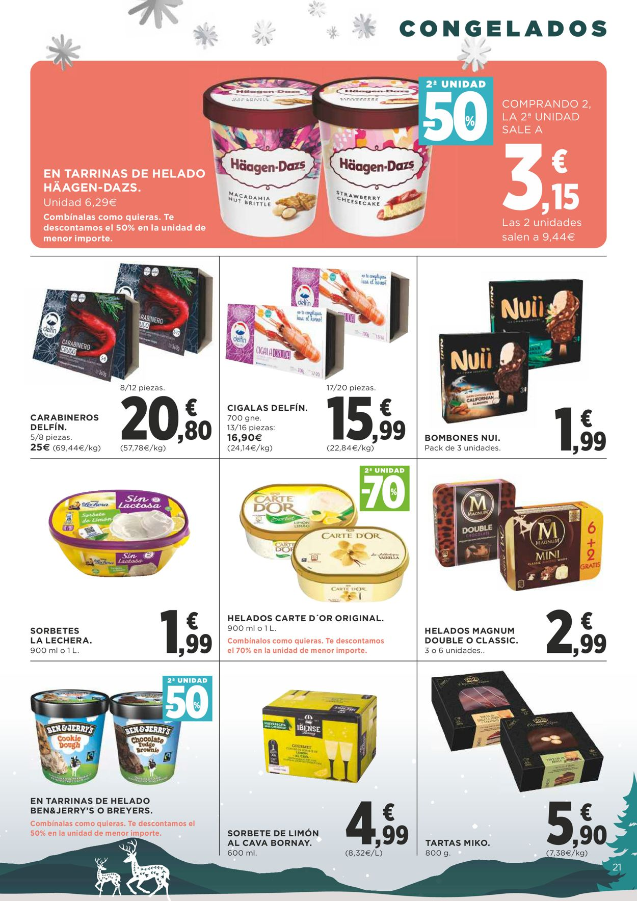 Supercor Folleto - 10.12-01.01.2021 (Página 21)