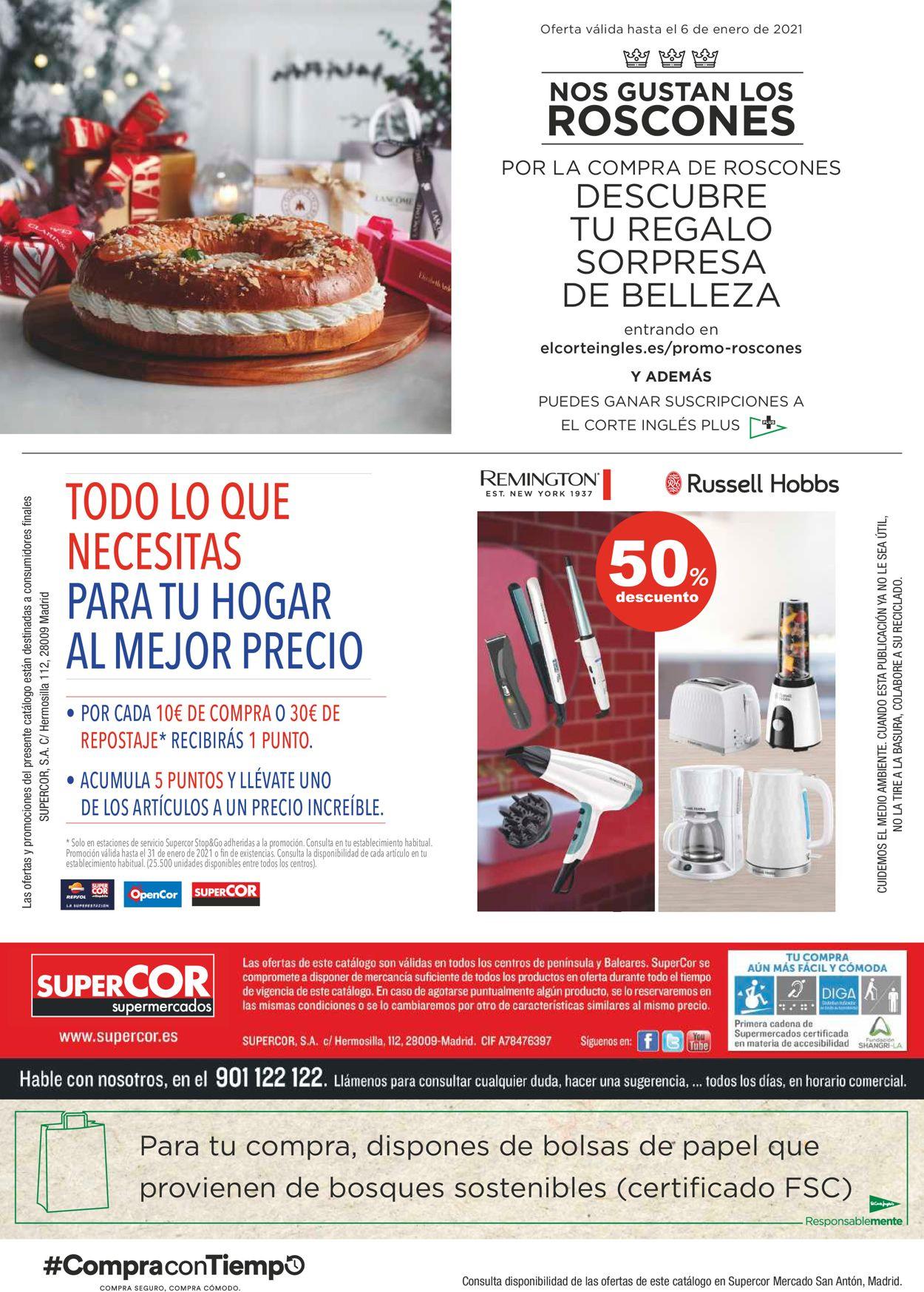 Supercor Folleto - 02.01-13.01.2021 (Página 24)