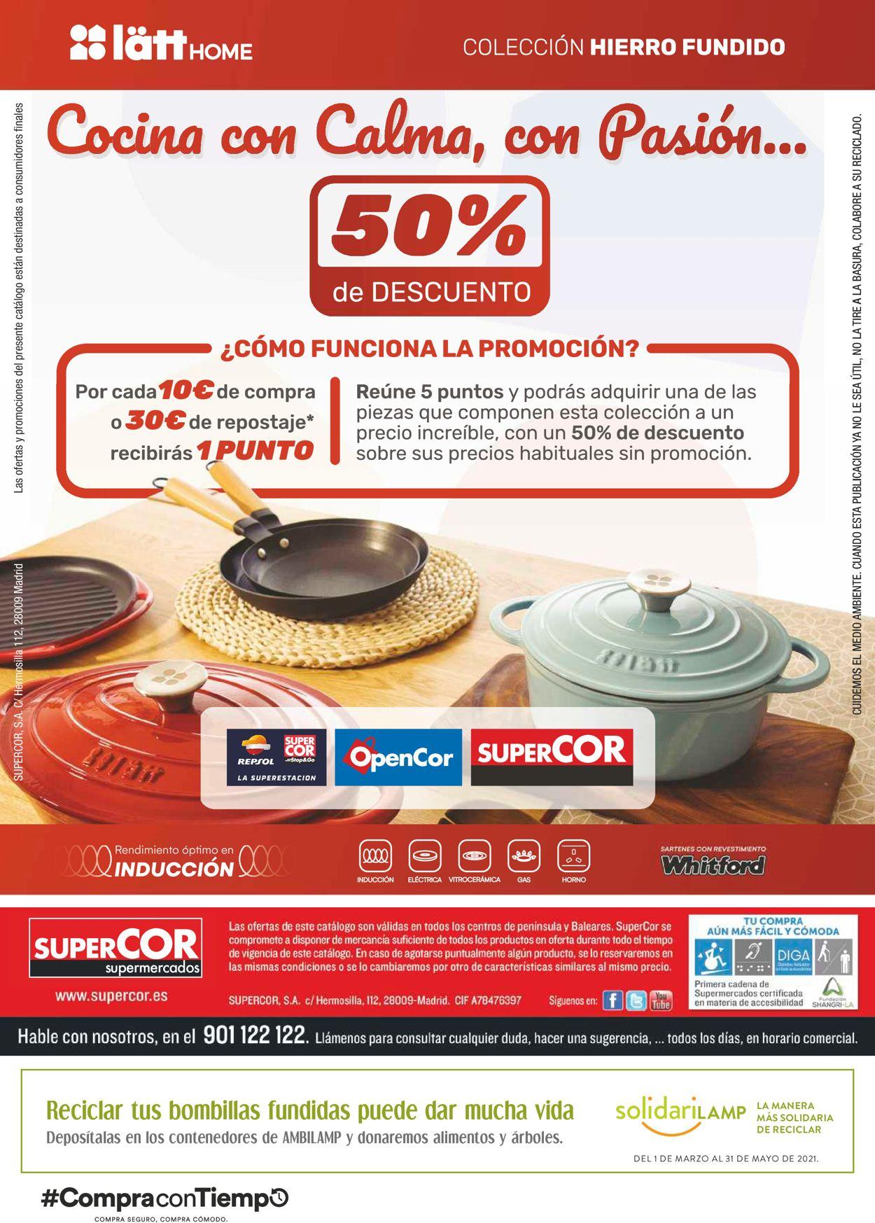 Supercor Folleto - 25.02-10.03.2021 (Página 36)