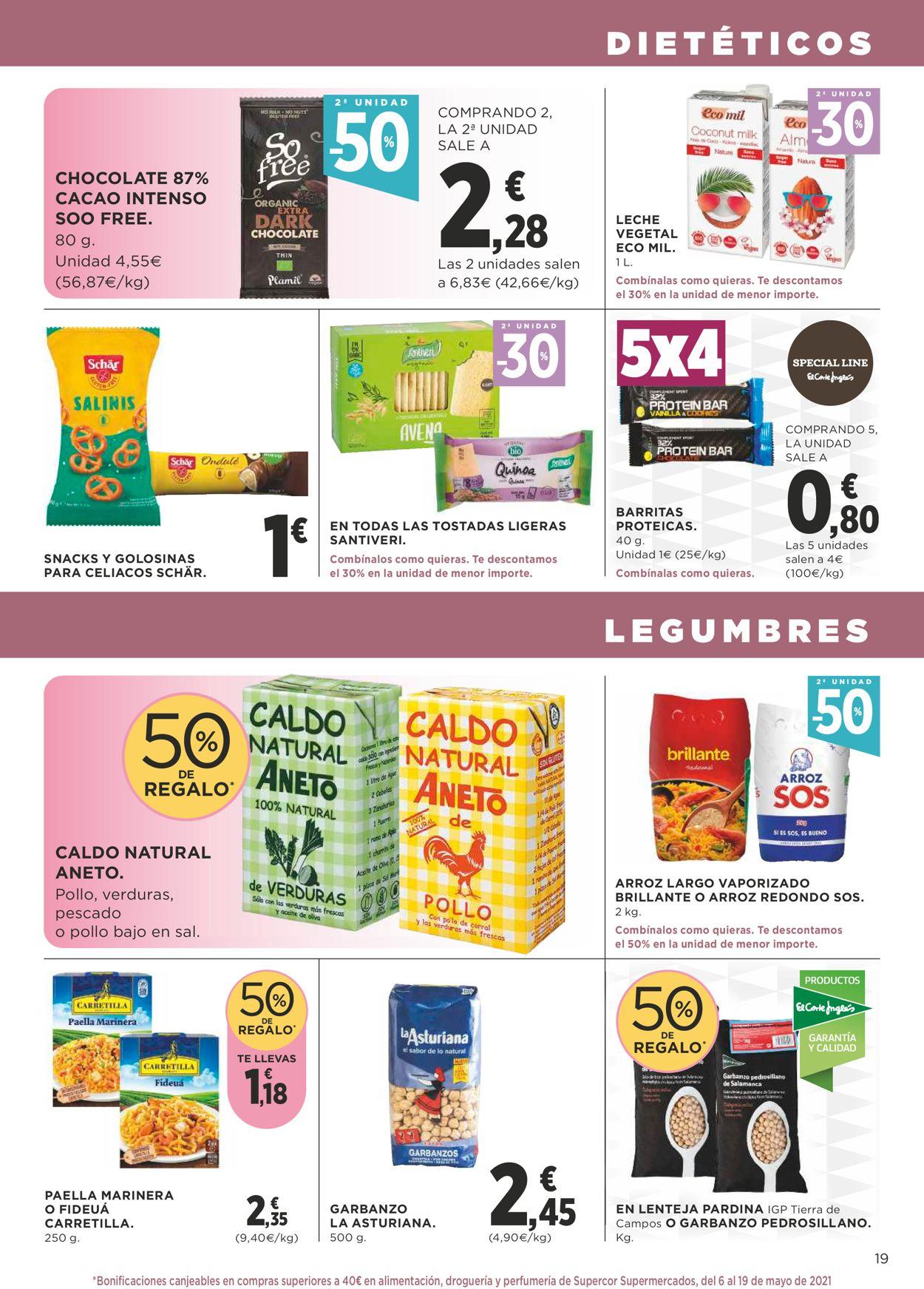 Supercor Folleto - 22.04-05.05.2021 (Página 19)