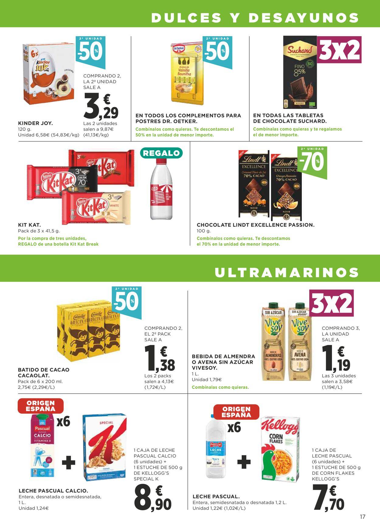 Supercor Folleto - 03.06-16.06.2021 (Página 17)