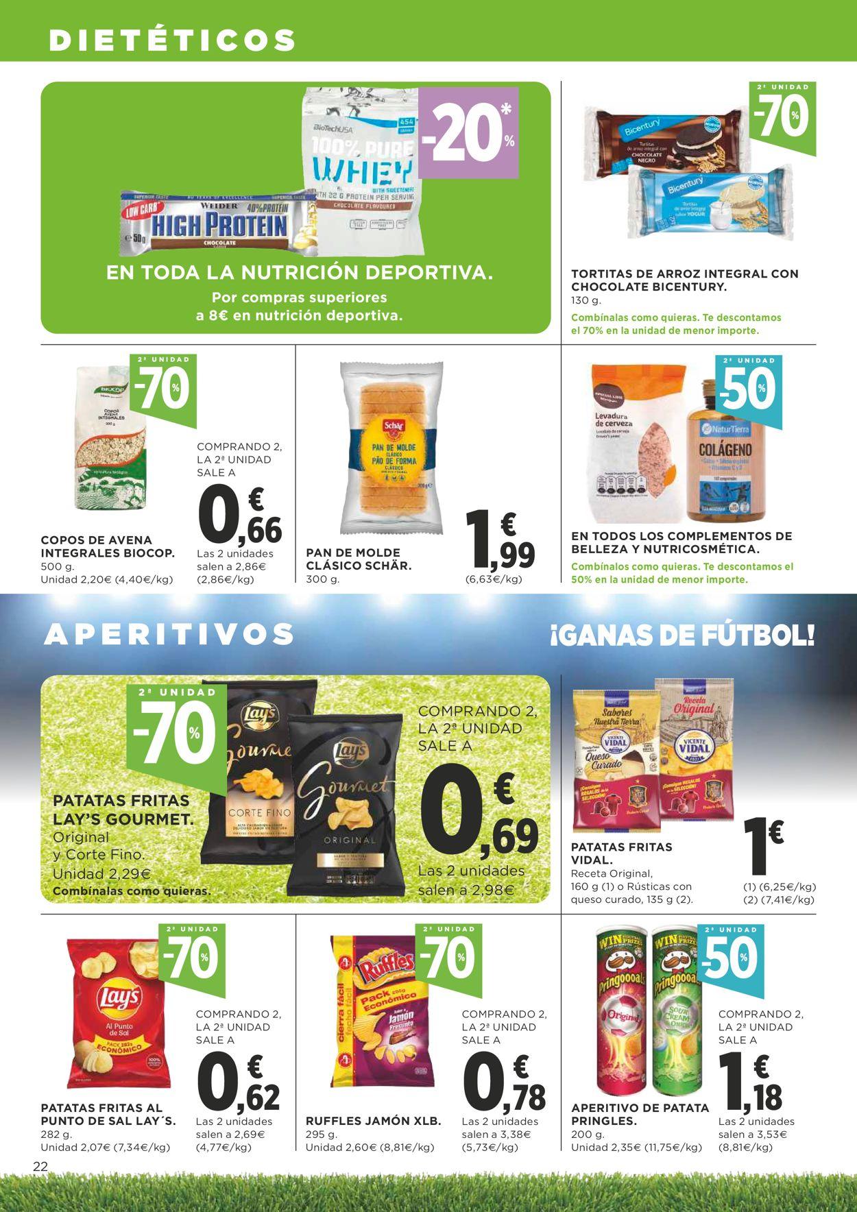 Supercor Folleto - 03.06-16.06.2021 (Página 22)