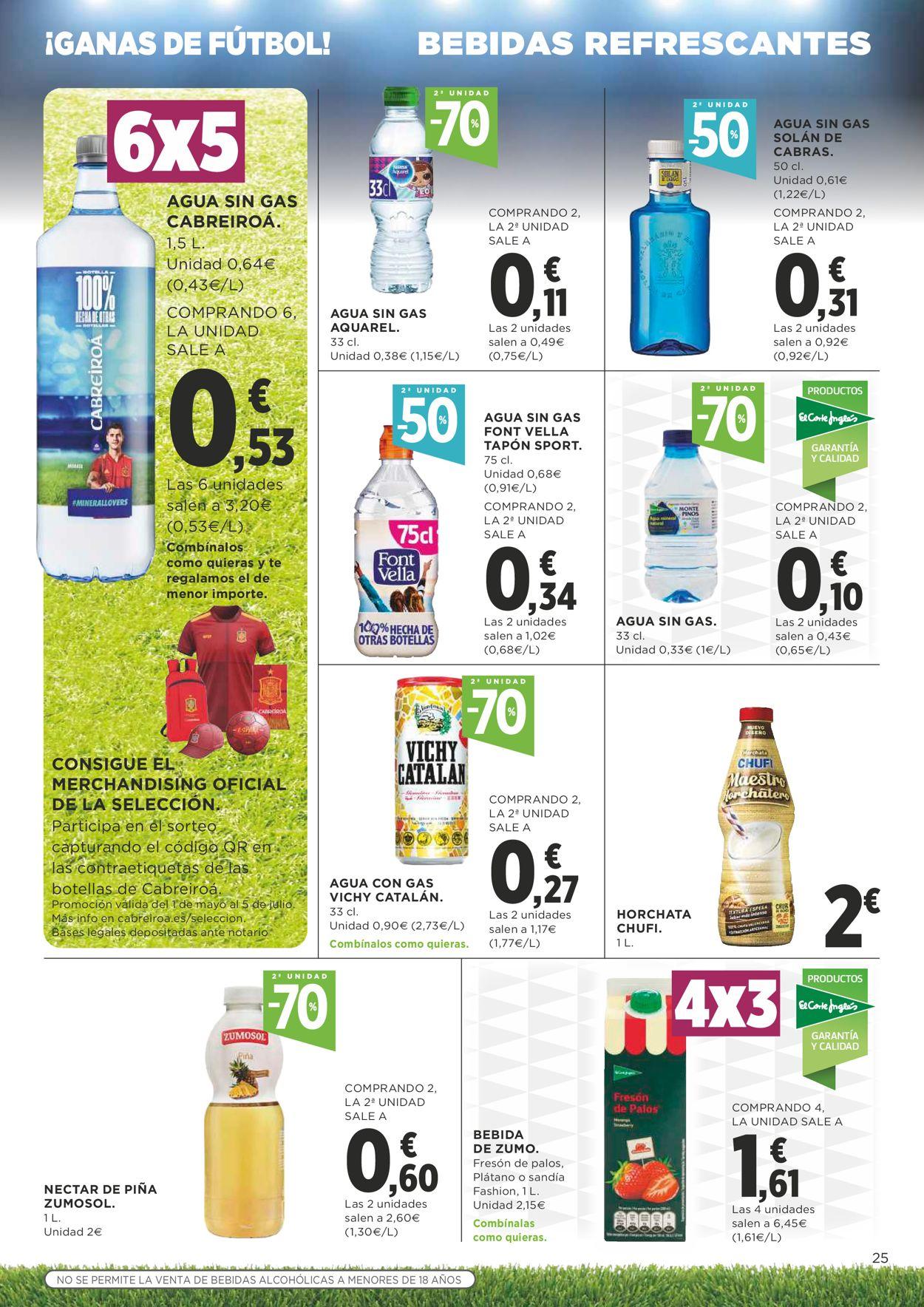 Supercor Folleto - 03.06-16.06.2021 (Página 25)