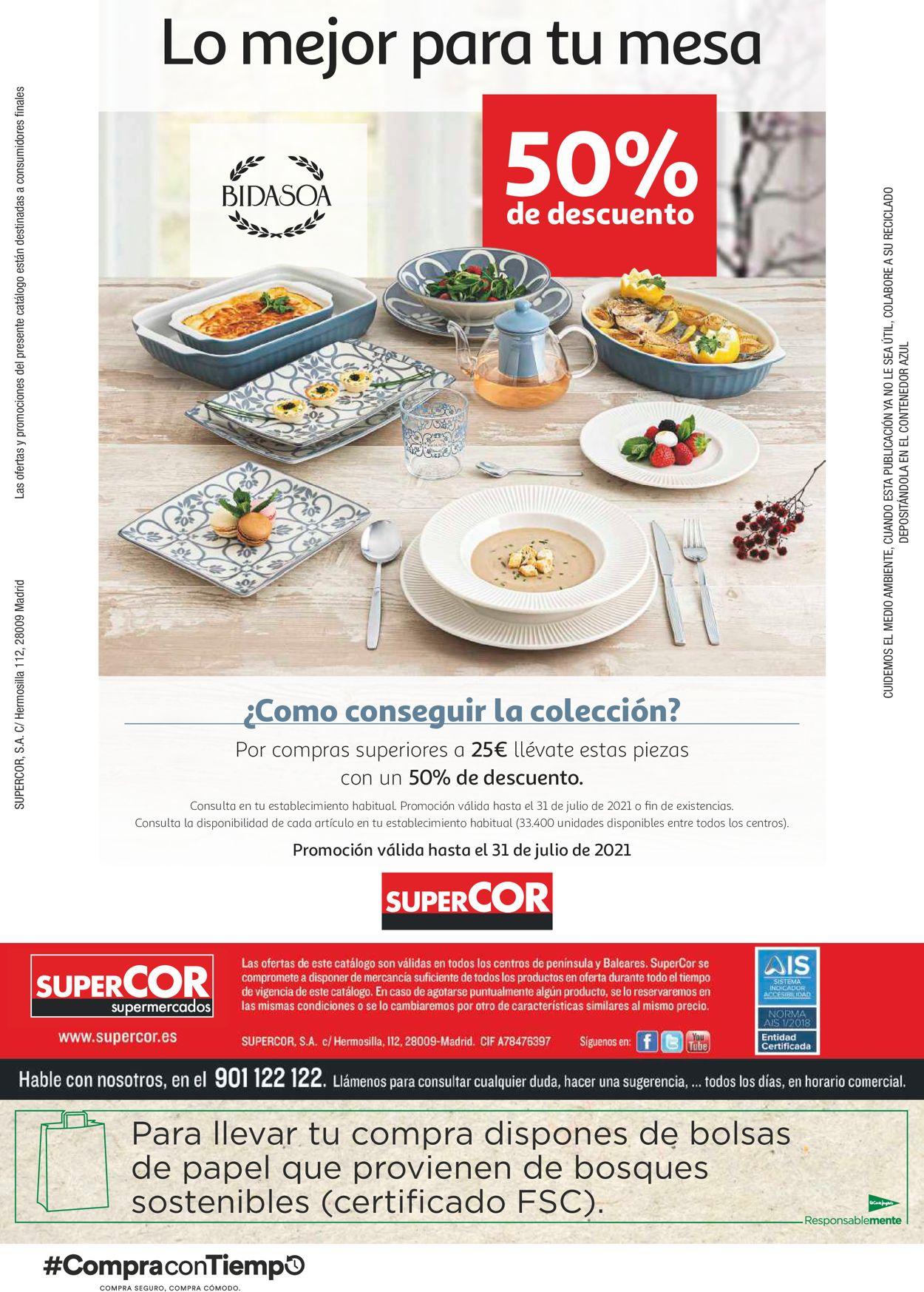 Supercor Folleto - 17.06-30.06.2021 (Página 28)