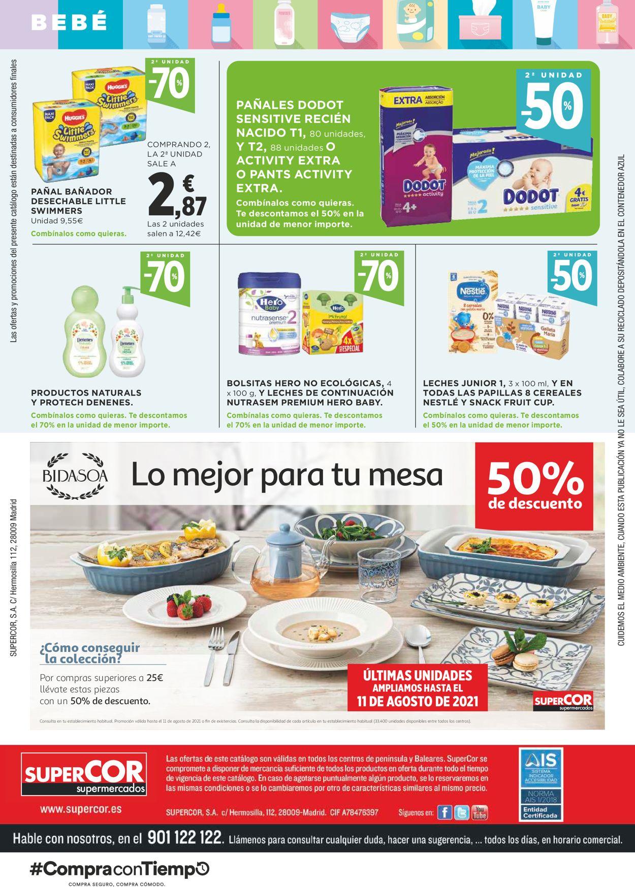 Supercor Folleto - 29.07-11.08.2021 (Página 24)
