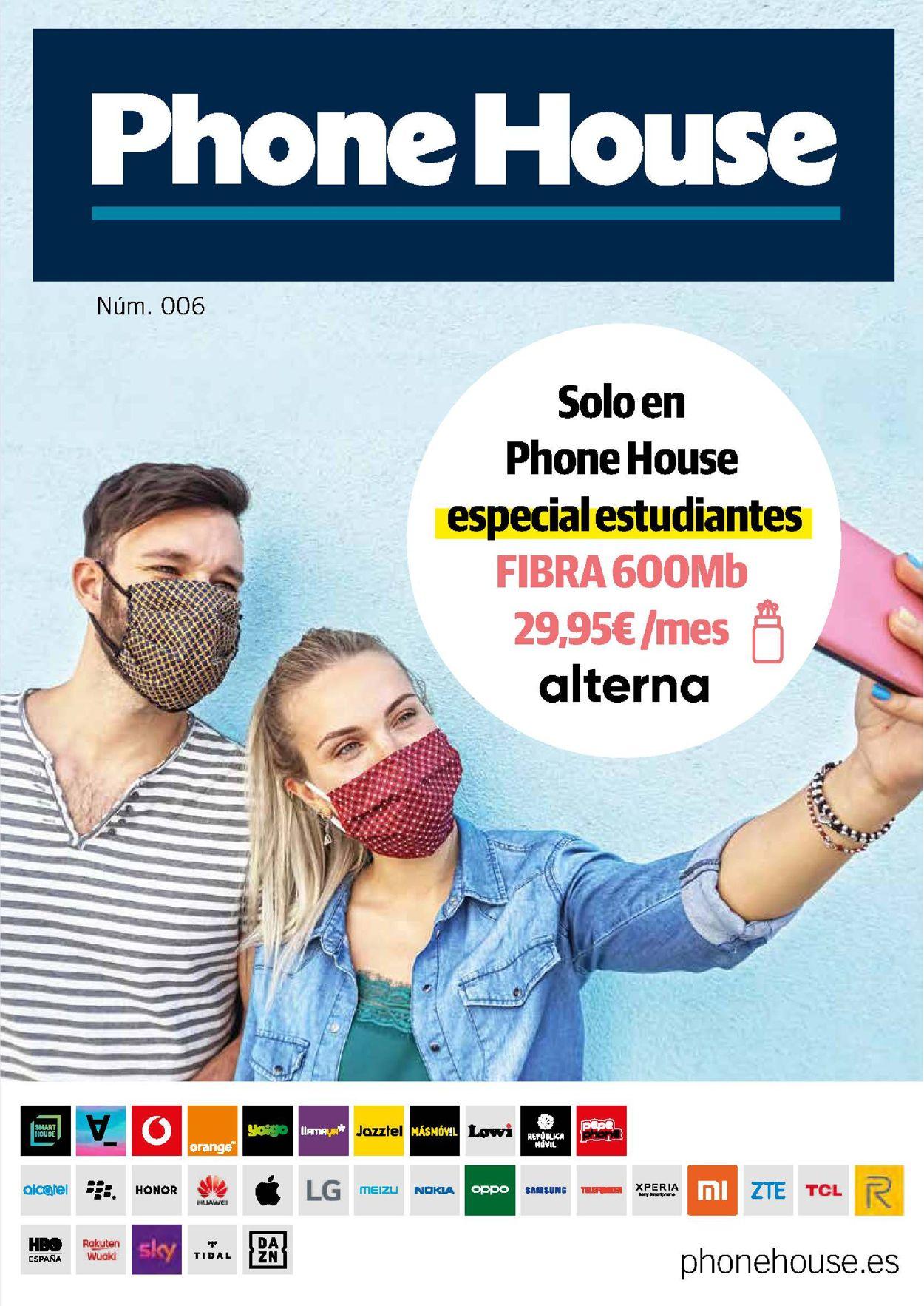The Phone House Folleto - 01.10-31.10.2020