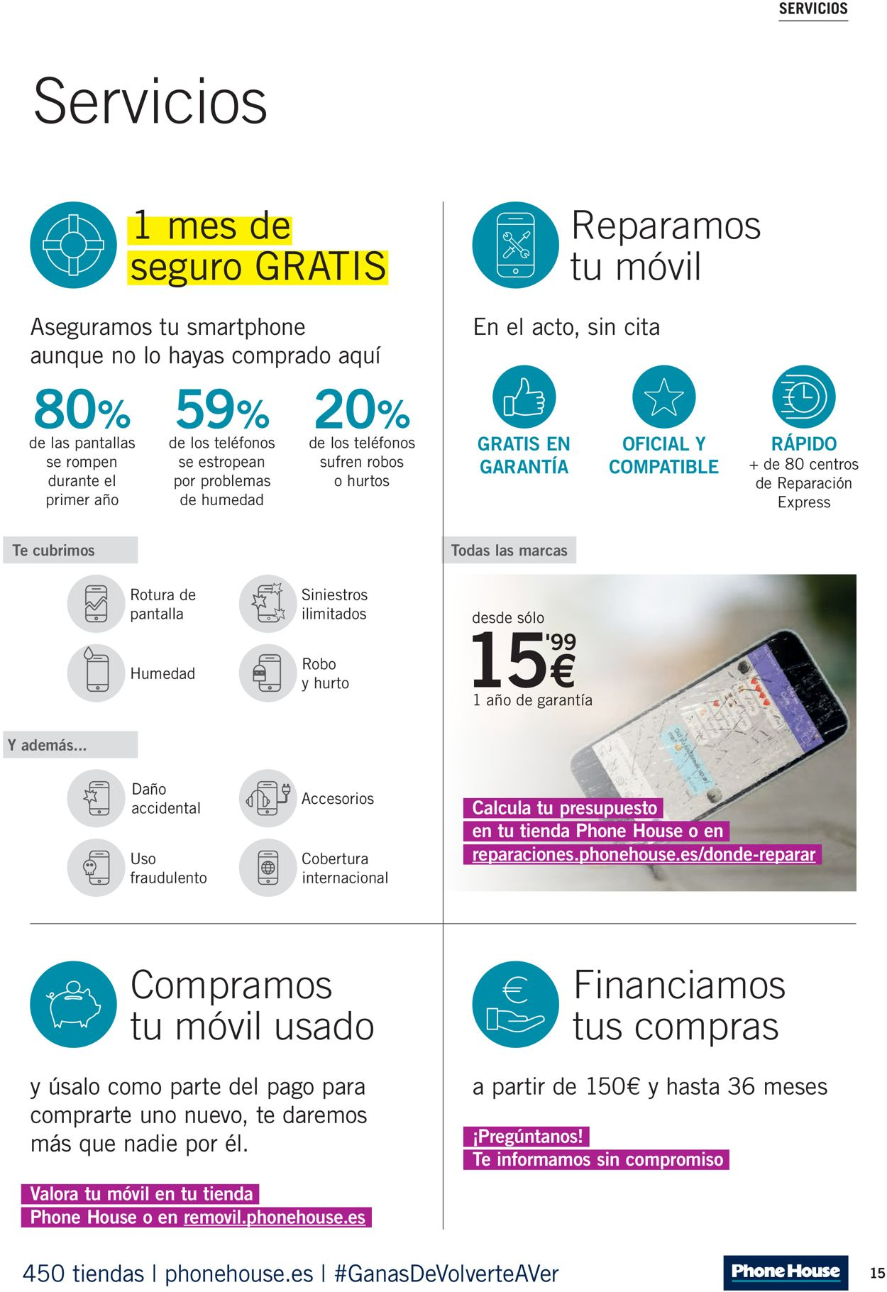 The Phone House Folleto - 11.03-24.03.2021 (Página 15)