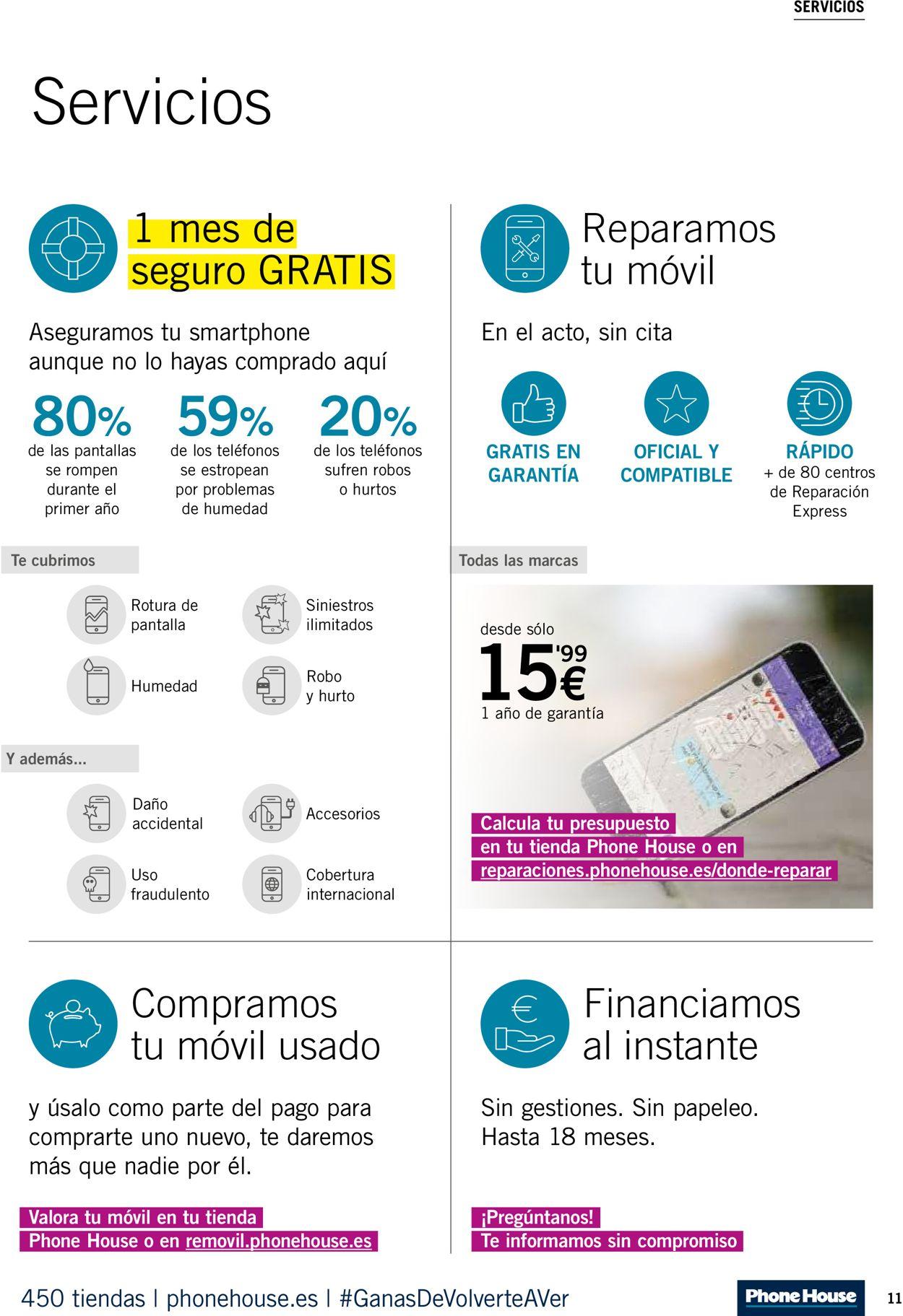 The Phone House Folleto - 26.04-02.05.2021 (Página 11)
