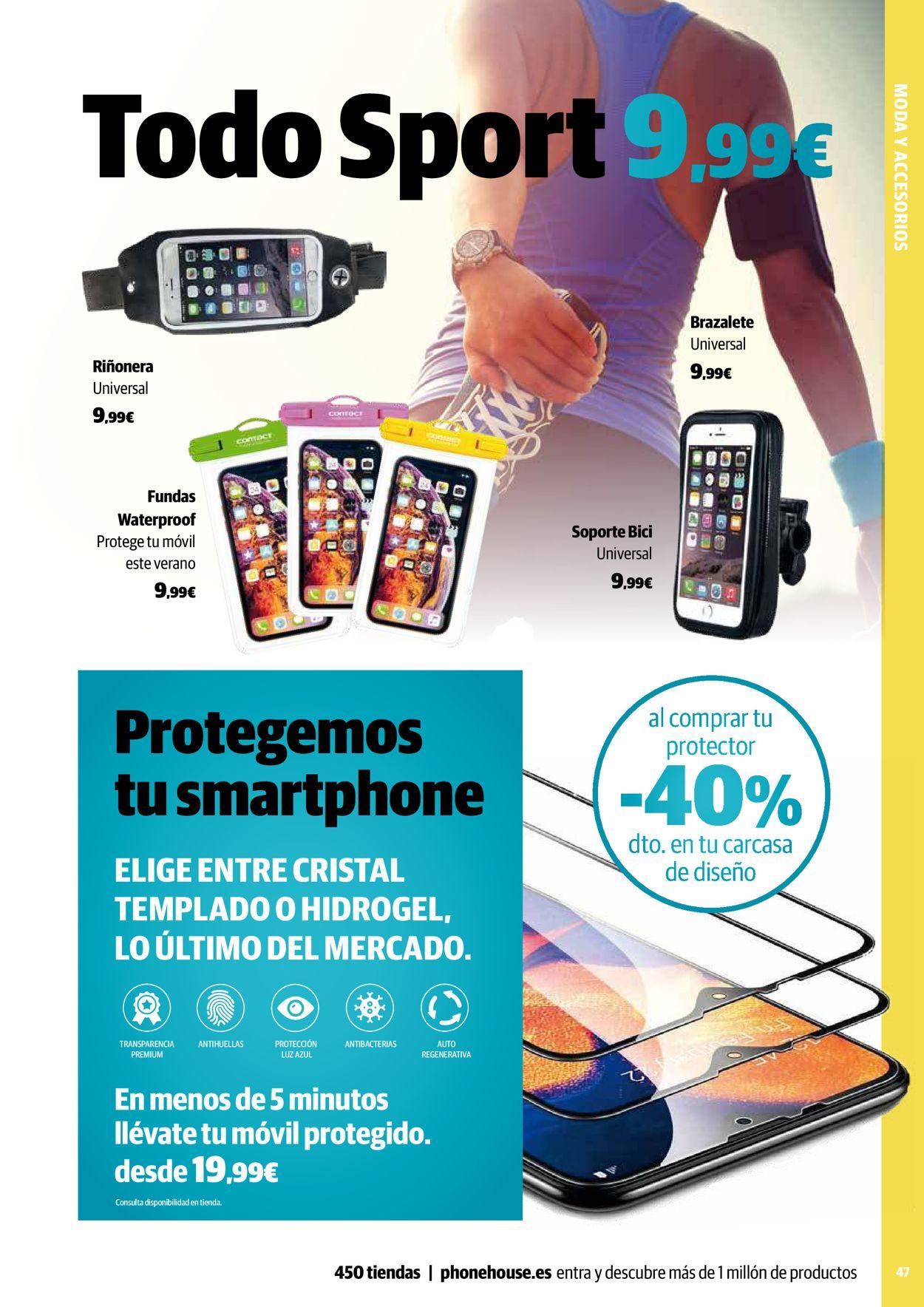 The Phone House Folleto - 13.07-14.07.2021 (Página 47)