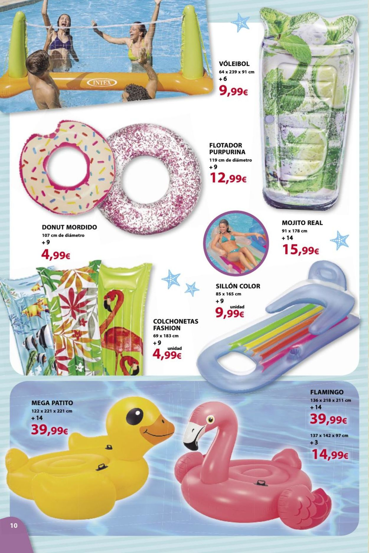 Toy Planet Folleto - 08.06-31.07.2019 (Página 10)