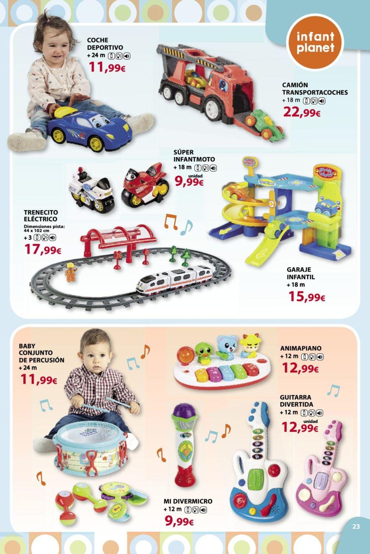 Toy Planet Folleto - 08.06-31.07.2019 (Página 23)