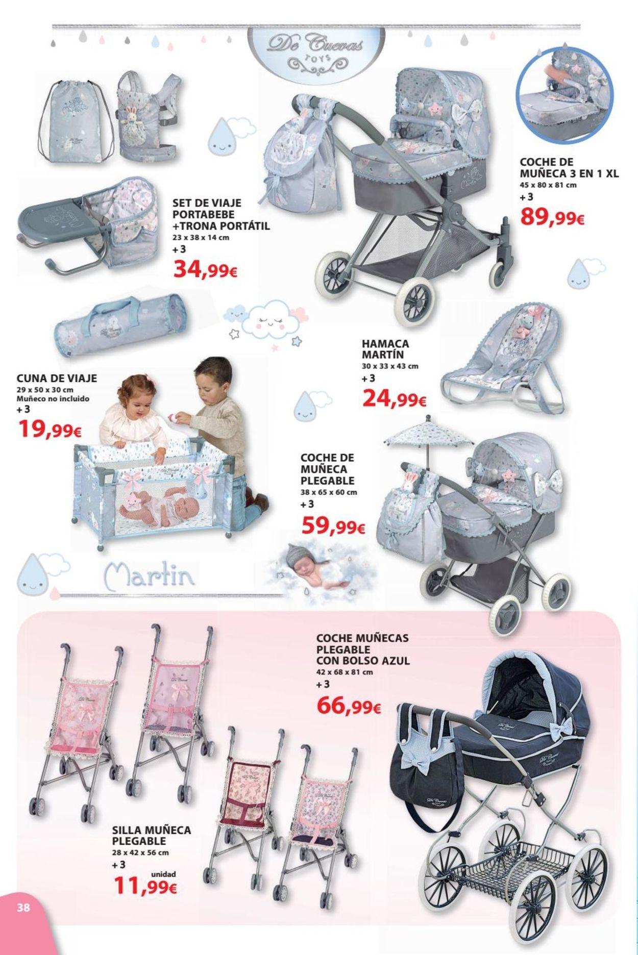 Toy Planet Folleto - 08.06-31.07.2019 (Página 38)