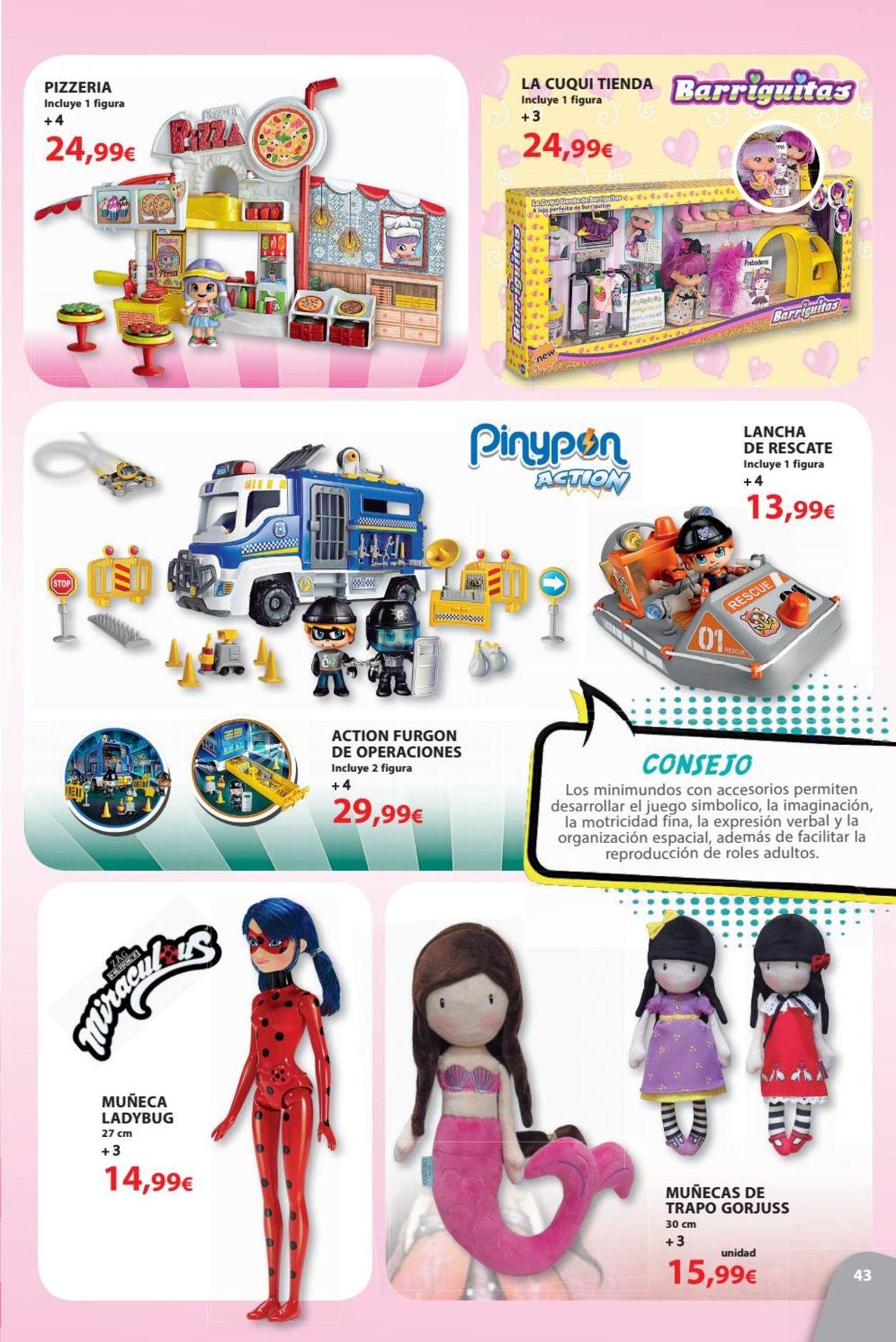Toy Planet Folleto - 08.06-31.07.2019 (Página 43)