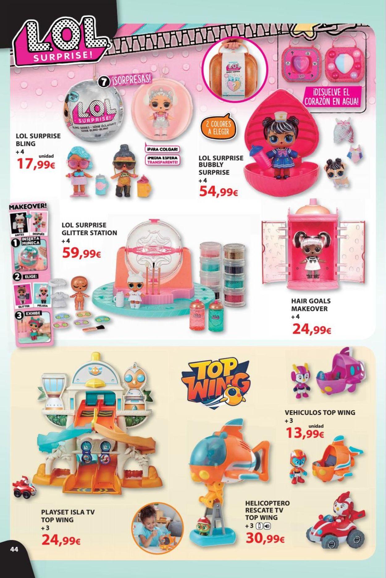 Toy Planet Folleto - 08.06-31.07.2019 (Página 44)