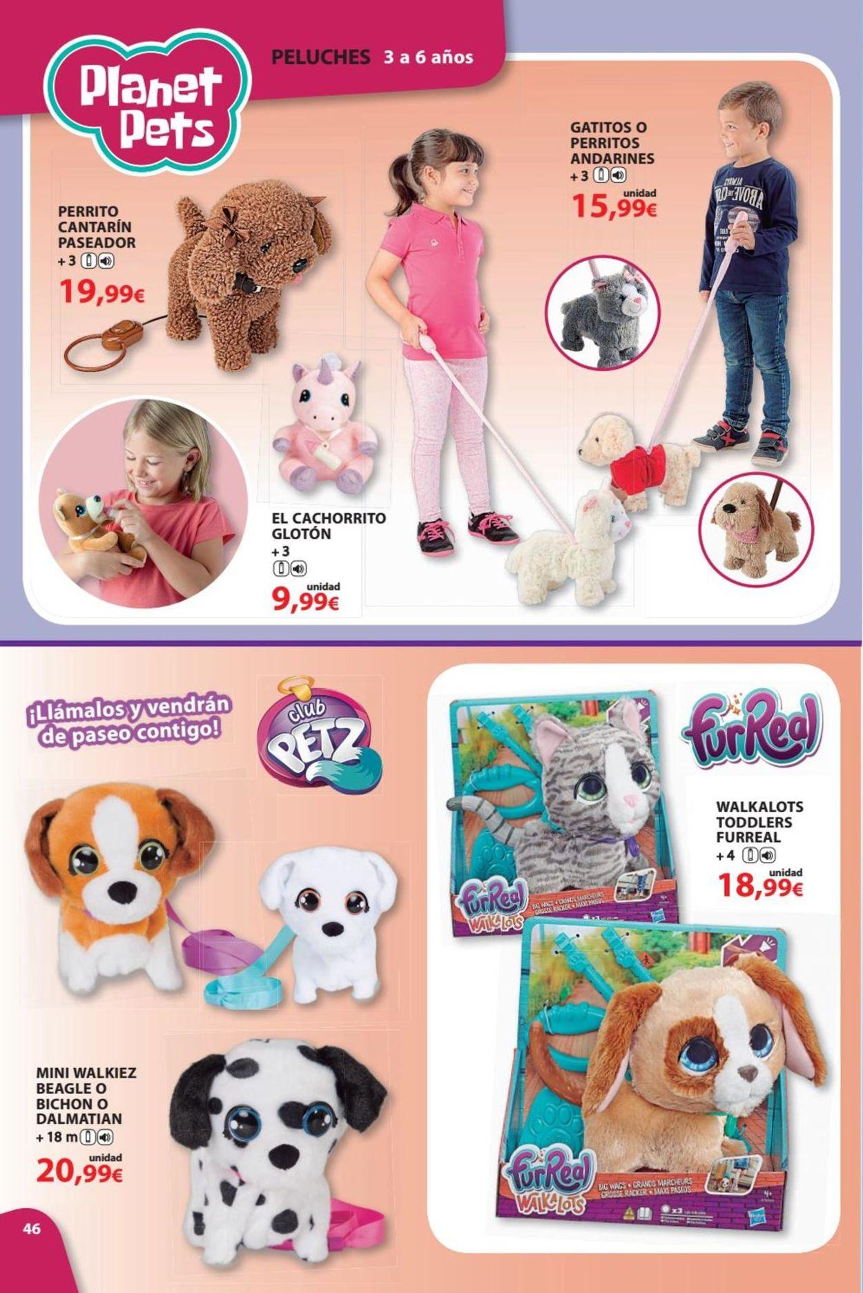 Toy Planet Folleto - 08.06-31.07.2019 (Página 46)