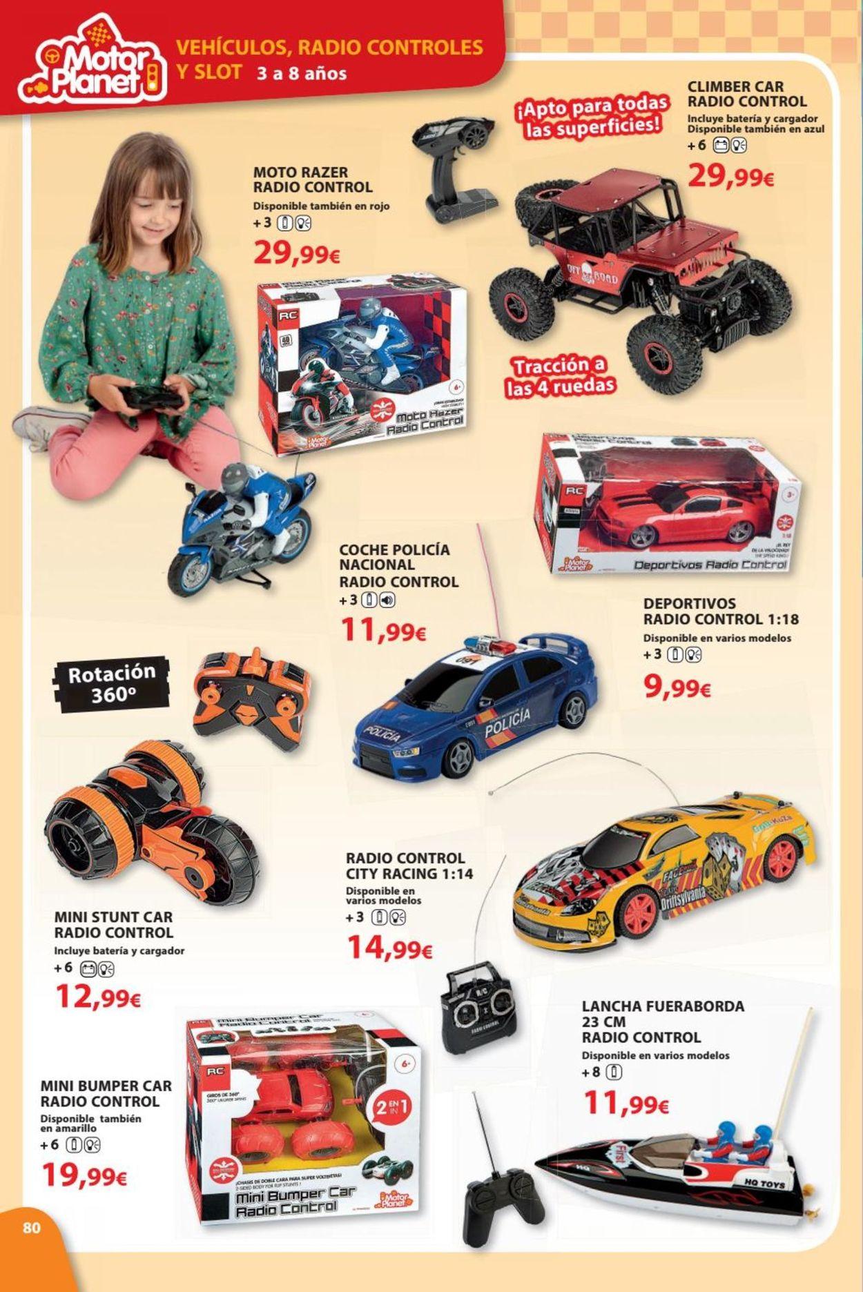 Toy Planet Folleto - 08.06-31.07.2019 (Página 80)