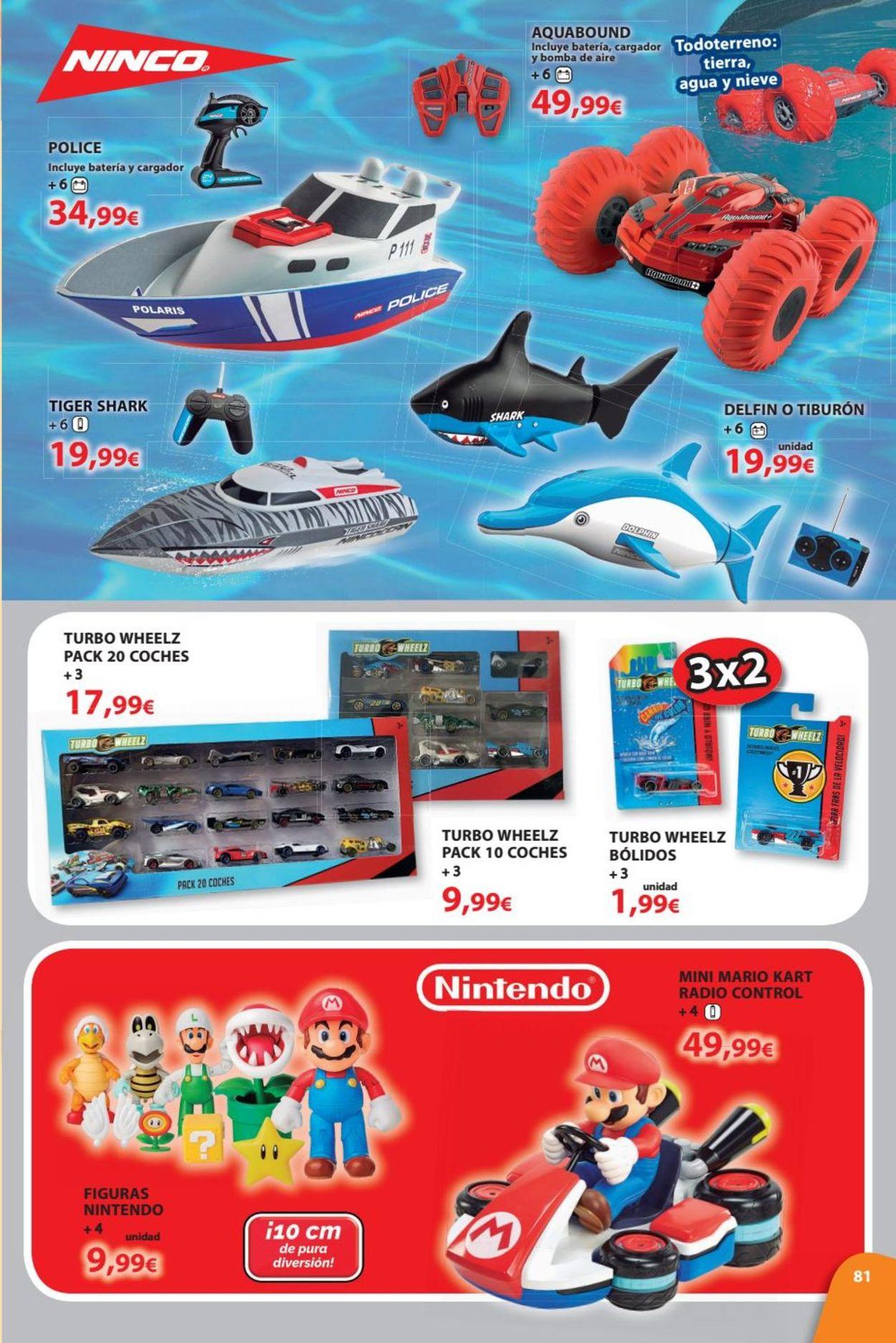 Toy Planet Folleto - 08.06-31.07.2019 (Página 81)